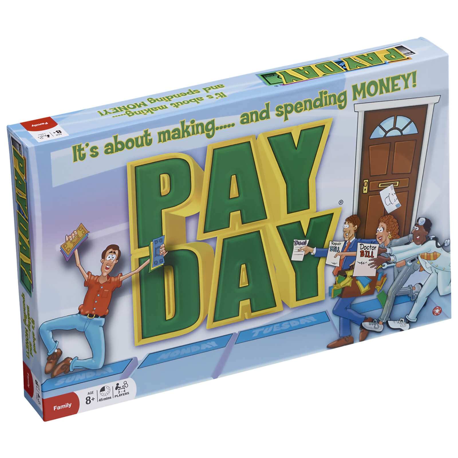 Image of Payday Board Game - Original Edition