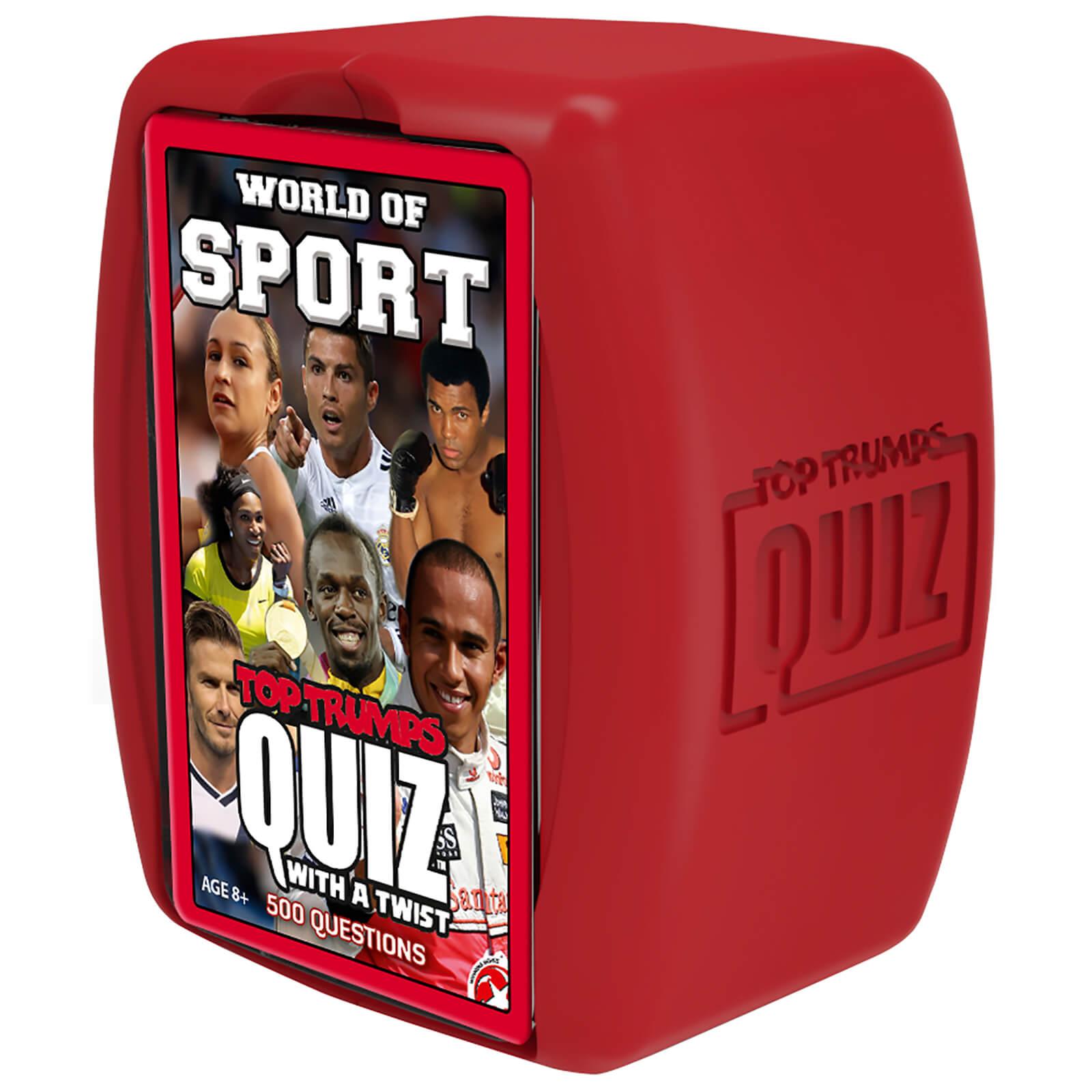 Image of Sport Top Trumps Quiz