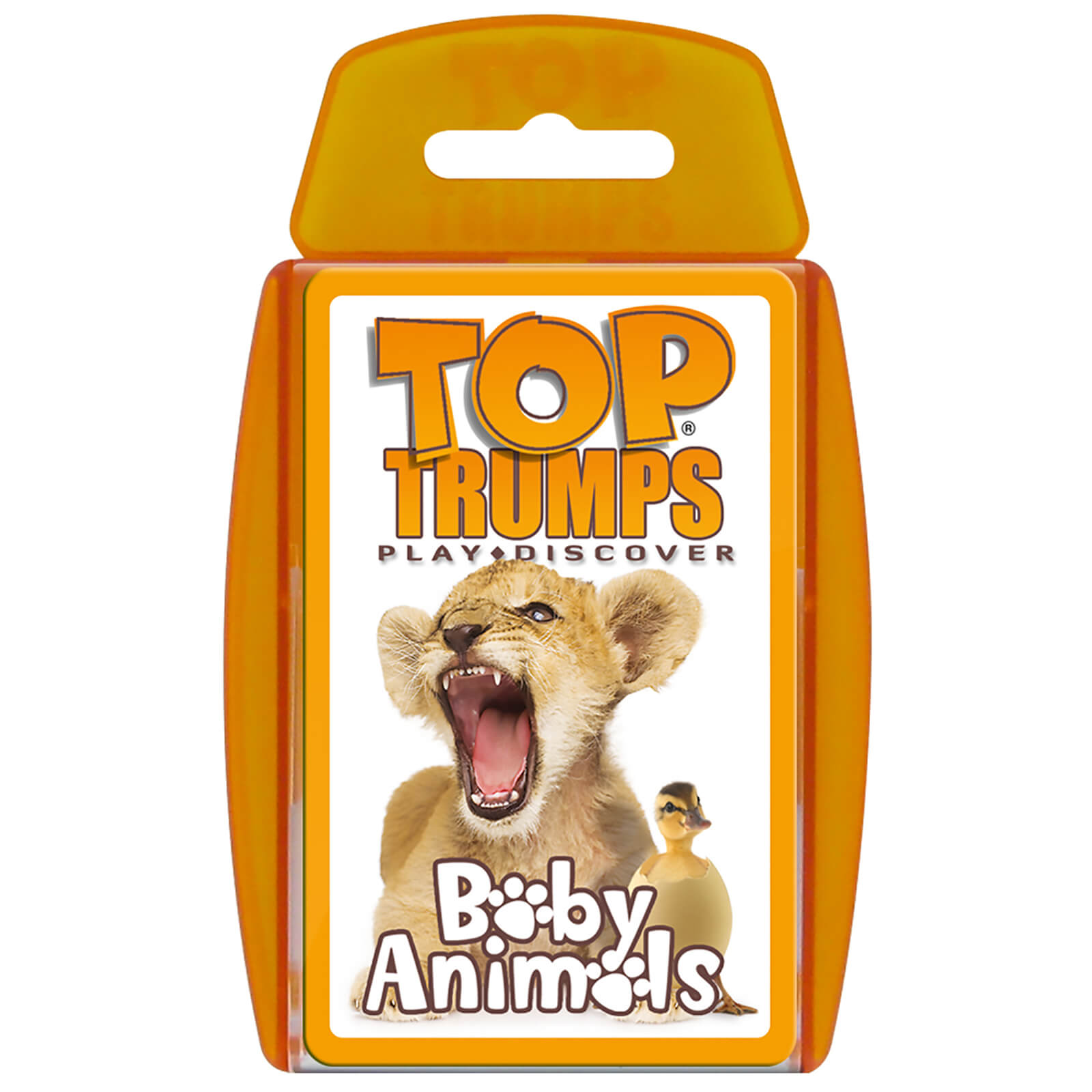 Image of Top Trumps Card Game - Baby Animals Edition