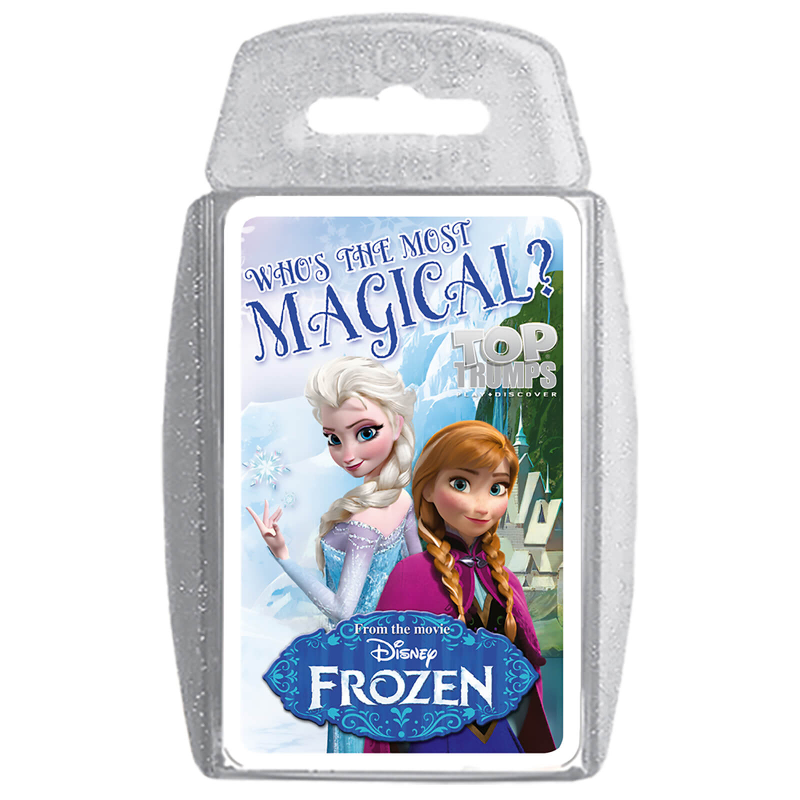 Image of Top Trumps Card Game - Frozen Edition