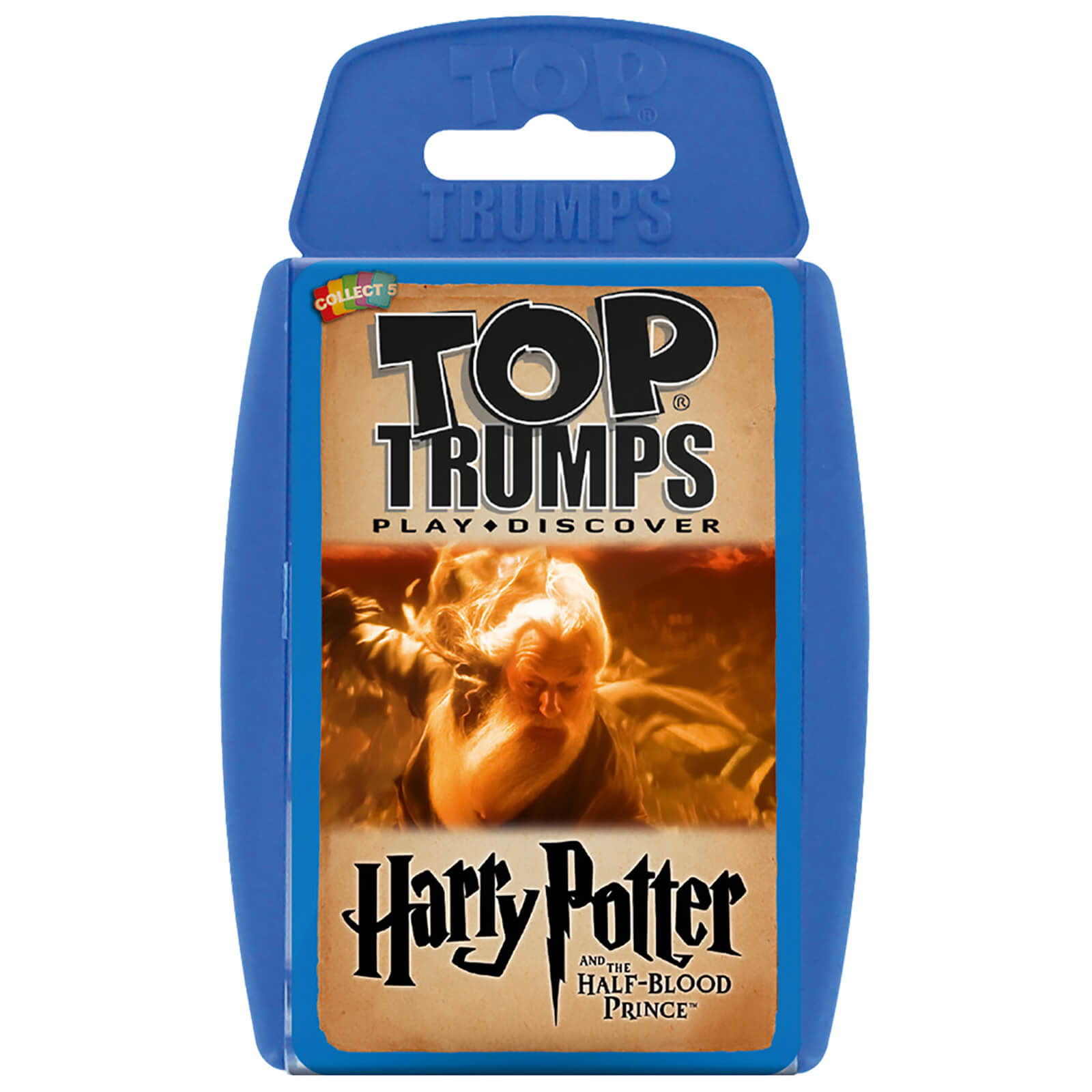 Image of Top Trumps Card Game - Harry Potter and the Half-Blood Prince Edition