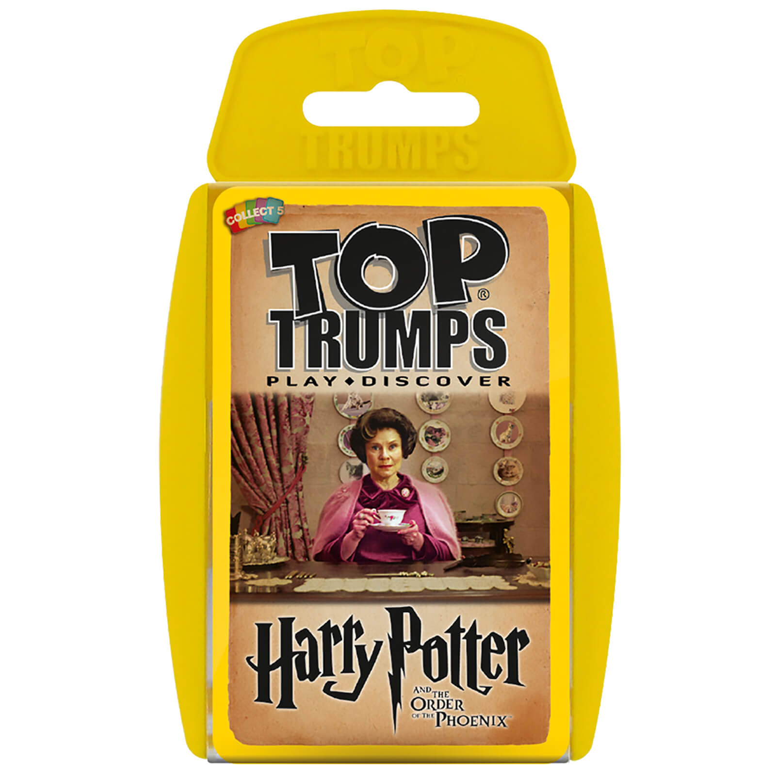 Image of Top Trumps Card Game - Harry Potter and the Order of the Phoenix Edition
