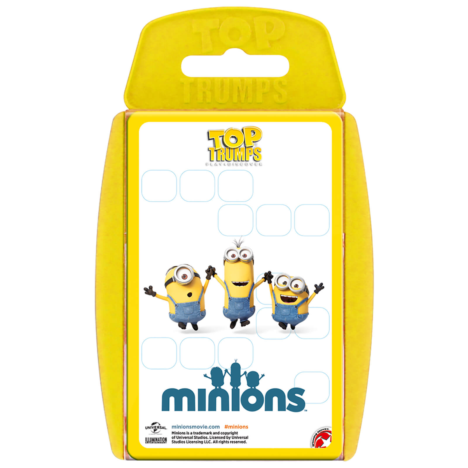 Image of Top Trumps Card Game - Minions Edition