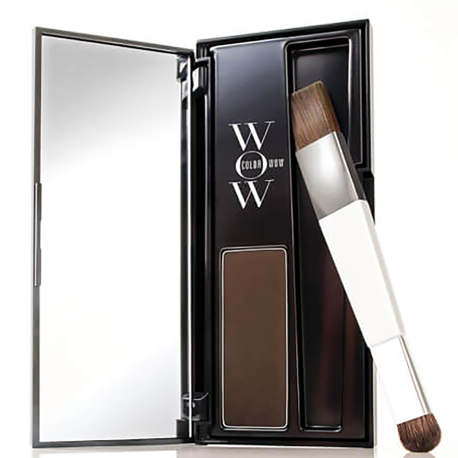 Купить Color WOW Root Cover Up Средство для маскировки отросших волос- Medium Brown 2.1g