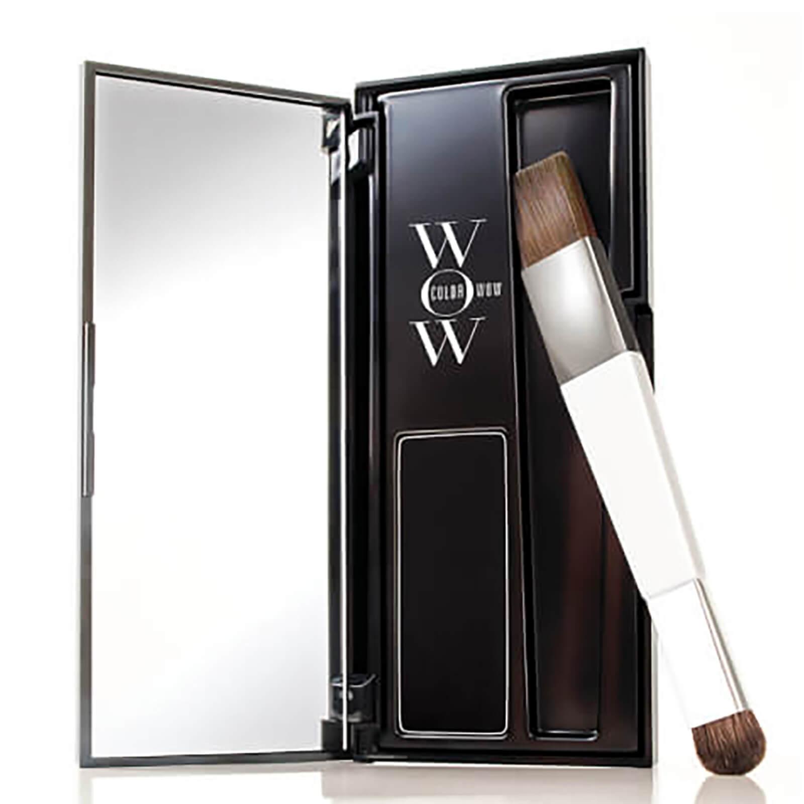 Купить Color Wow Root Cover Up Средство для маскировки отросших волос - Black 2.1г