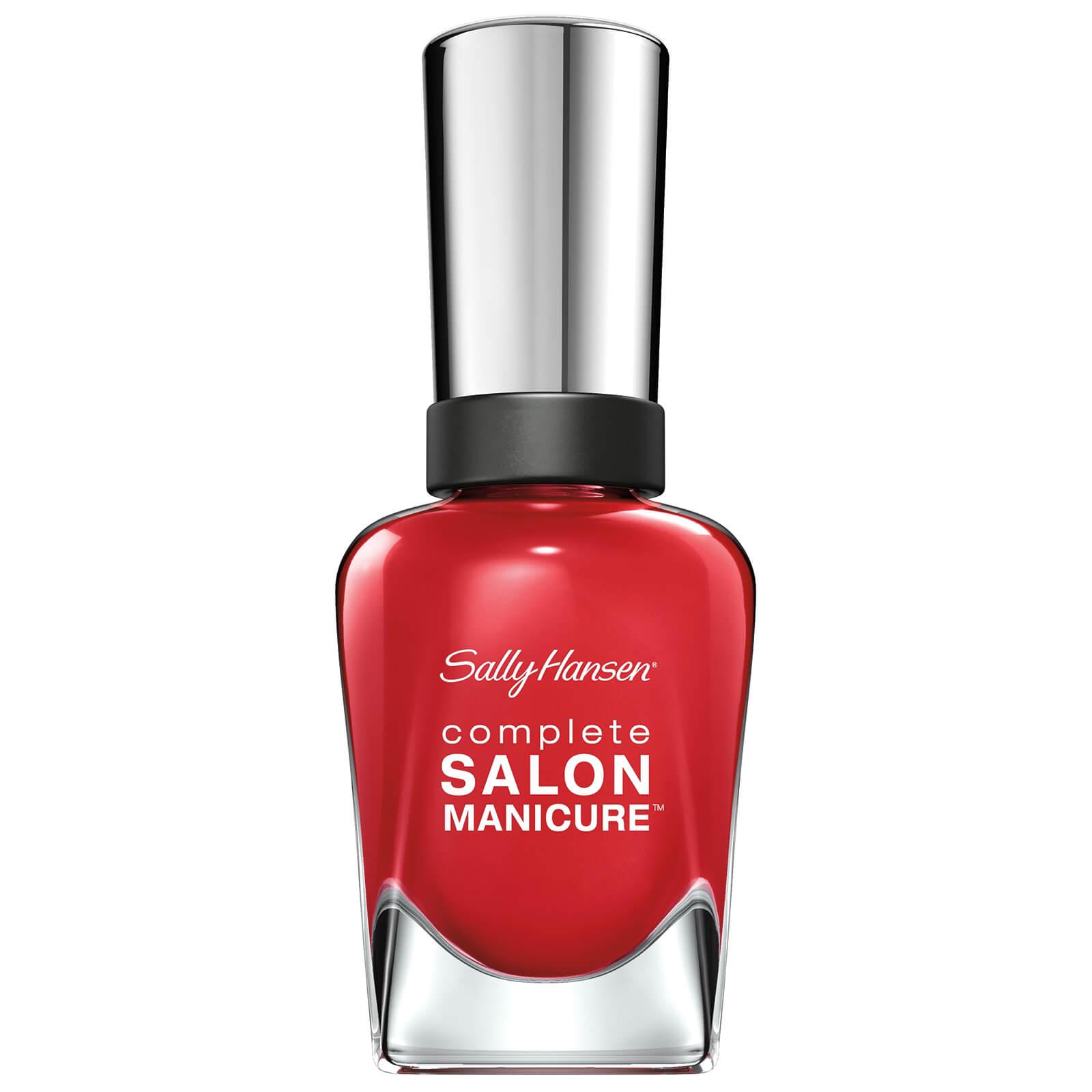 Sally Hansen Complete Salon Manicure 3.0 Keratin Strong Nail Varnish - Right Said Red 14,7ml
