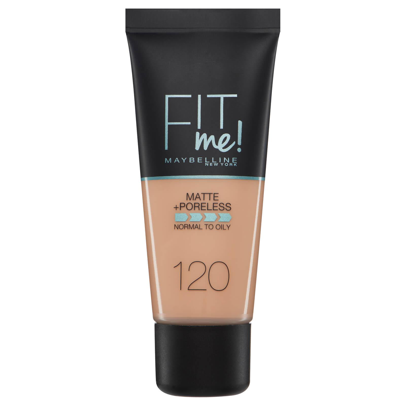 Купить Fit Me! от Maybelline Матирующий тональный крем для сужения пор, 30мл (разные оттенки) - 120 Classic Ivory