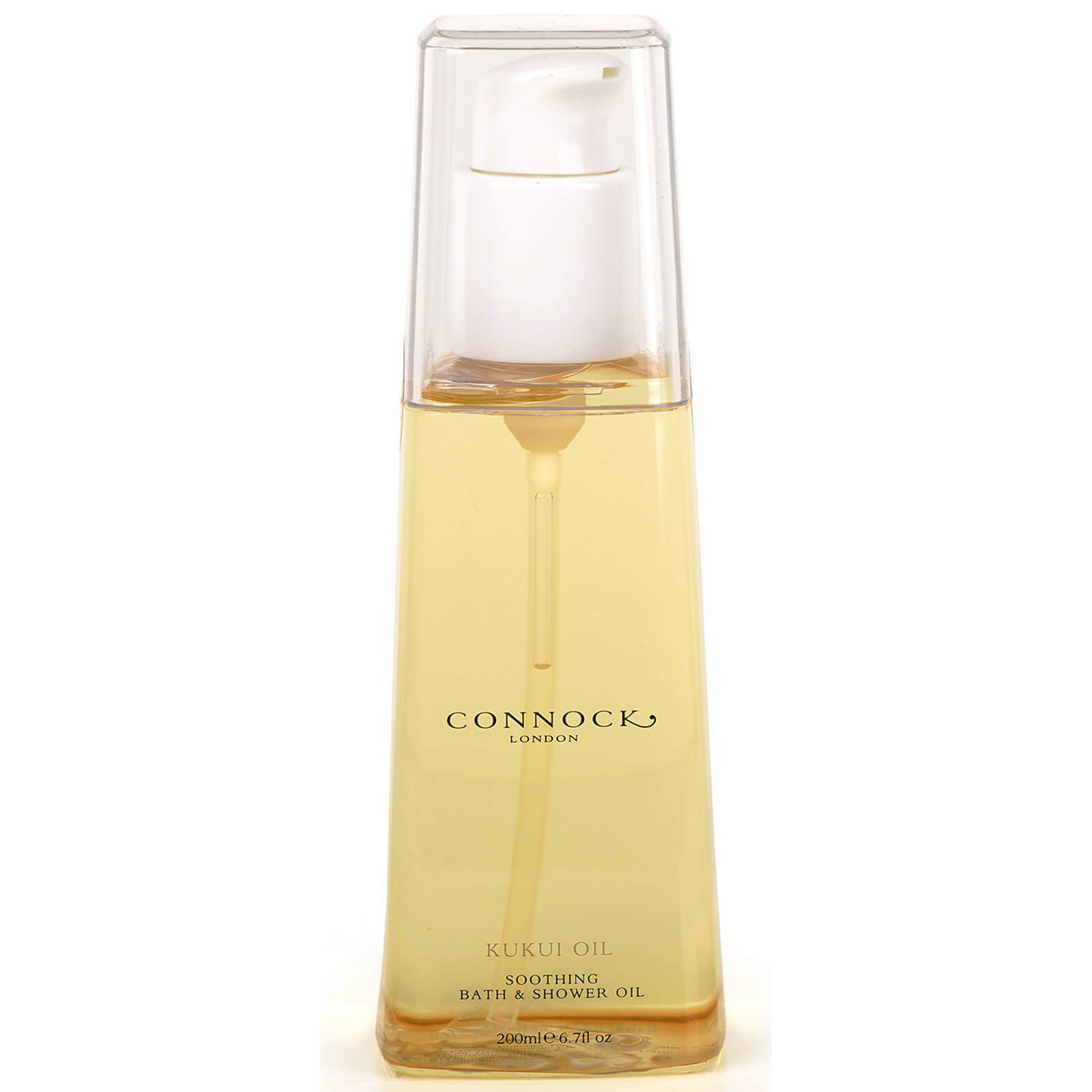 Connock London Kukui Oil Soothing Bath & Shower Oil 200ml