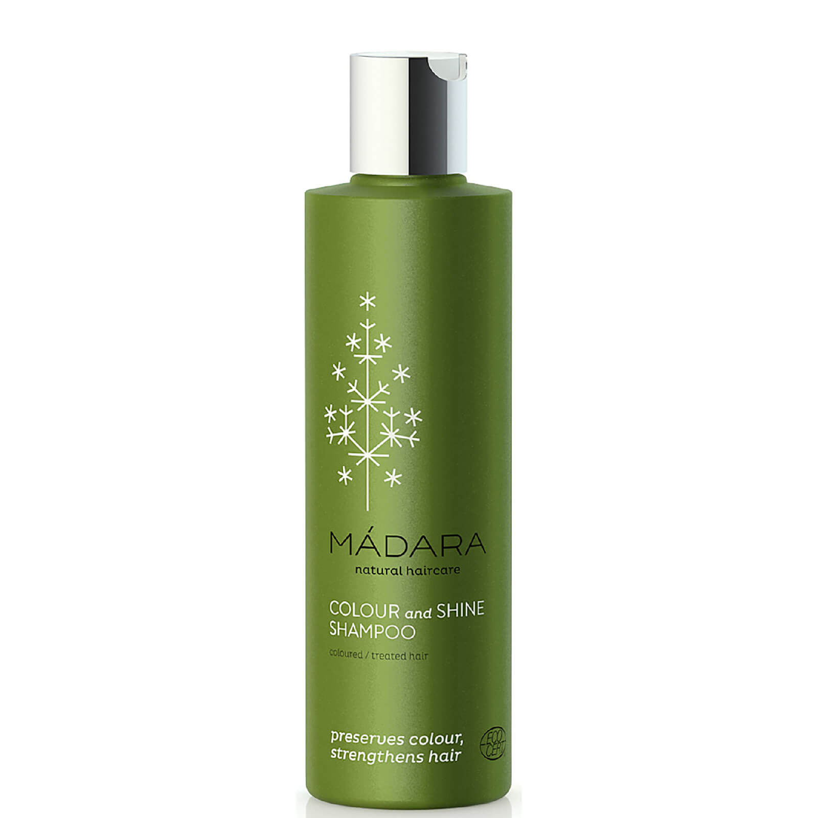MÁDARA Colour and Shine Shampoo 250 ml