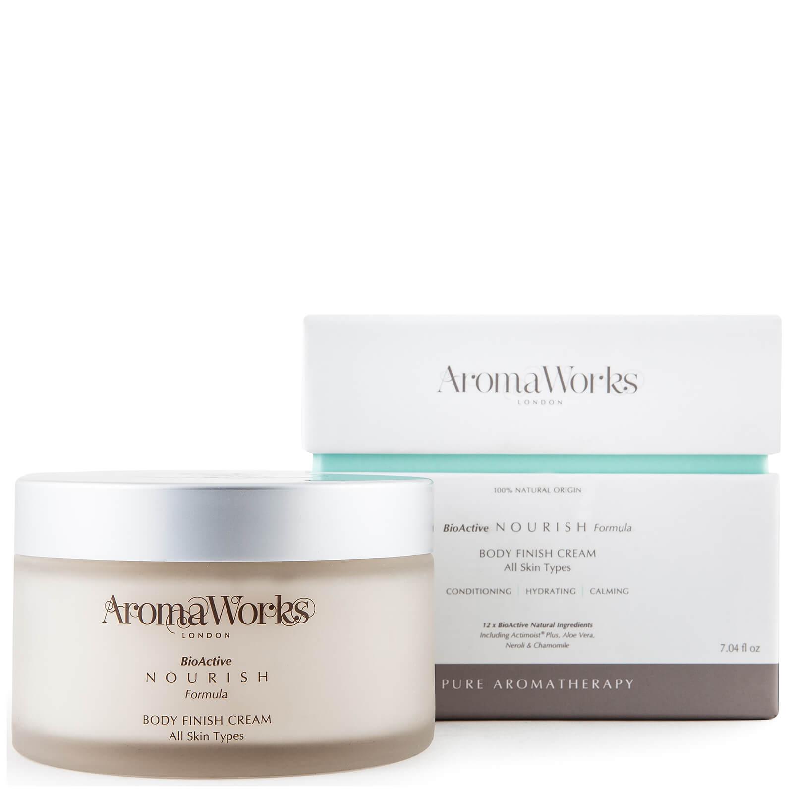 Купить AromaWorks Body Finish Cream 200ml