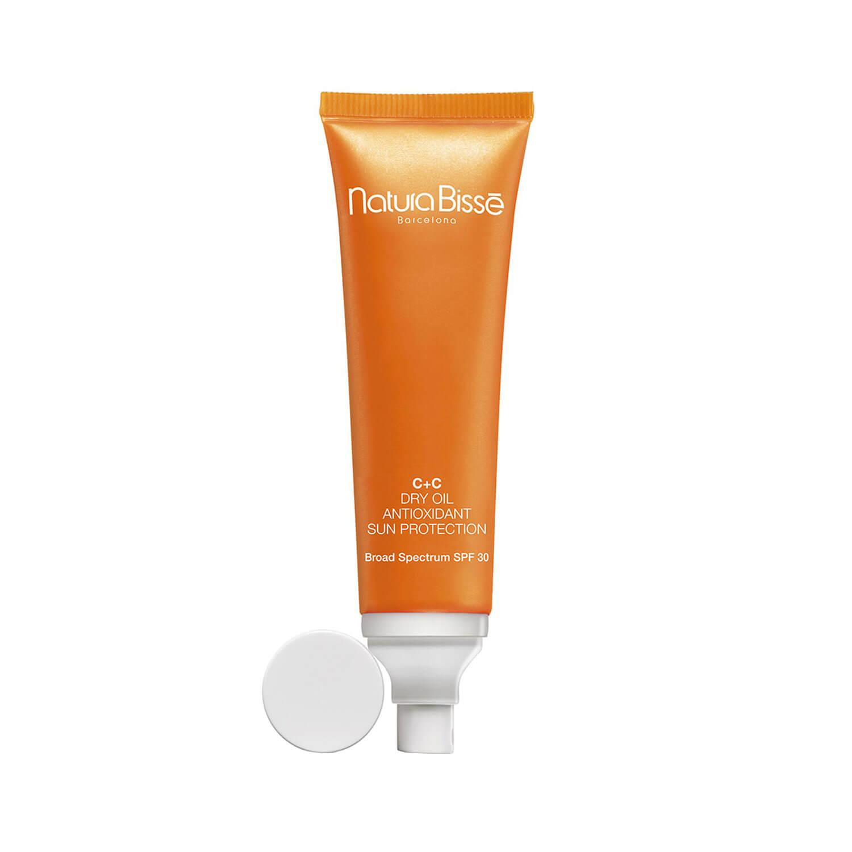 Natura Bissé C+C Dry Oil Antioxidant Sun Protection 100ml