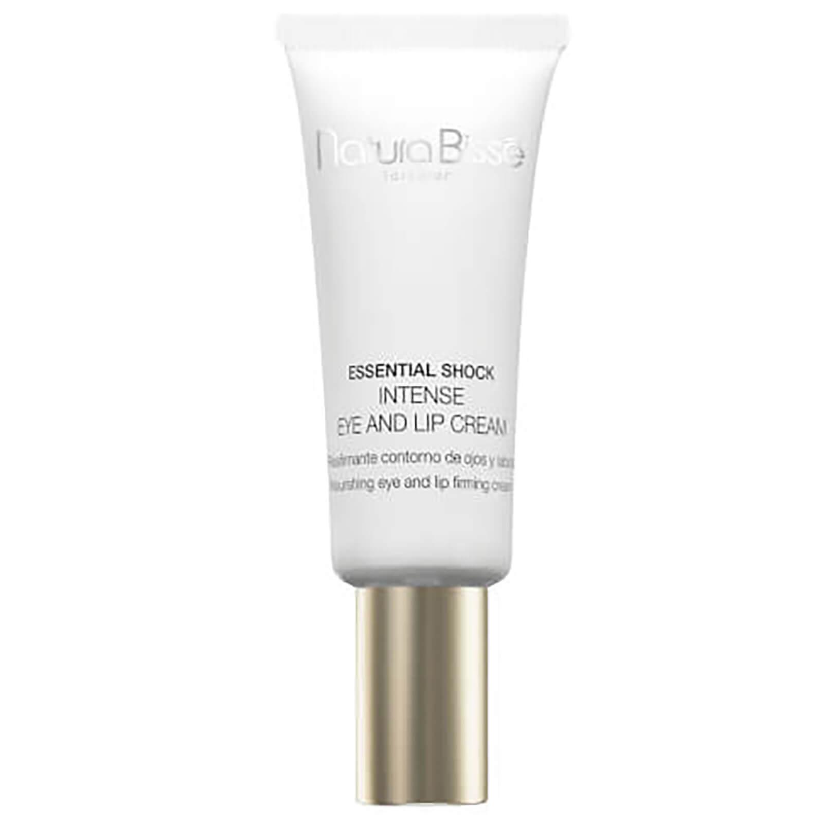 Купить Солнцезащитный крем для губ и кожи вокруг глаз Natura Bissé Essential Shock Intense Lip & Eye Cream SPF 15, 15 мл