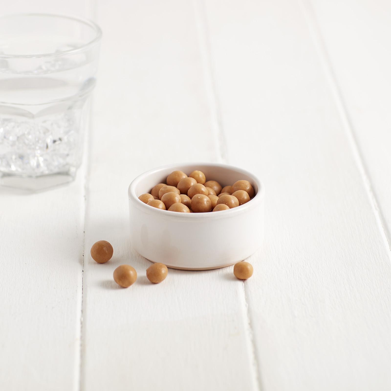Bolitas de Cacahuete y Caramelo (7 unidades)