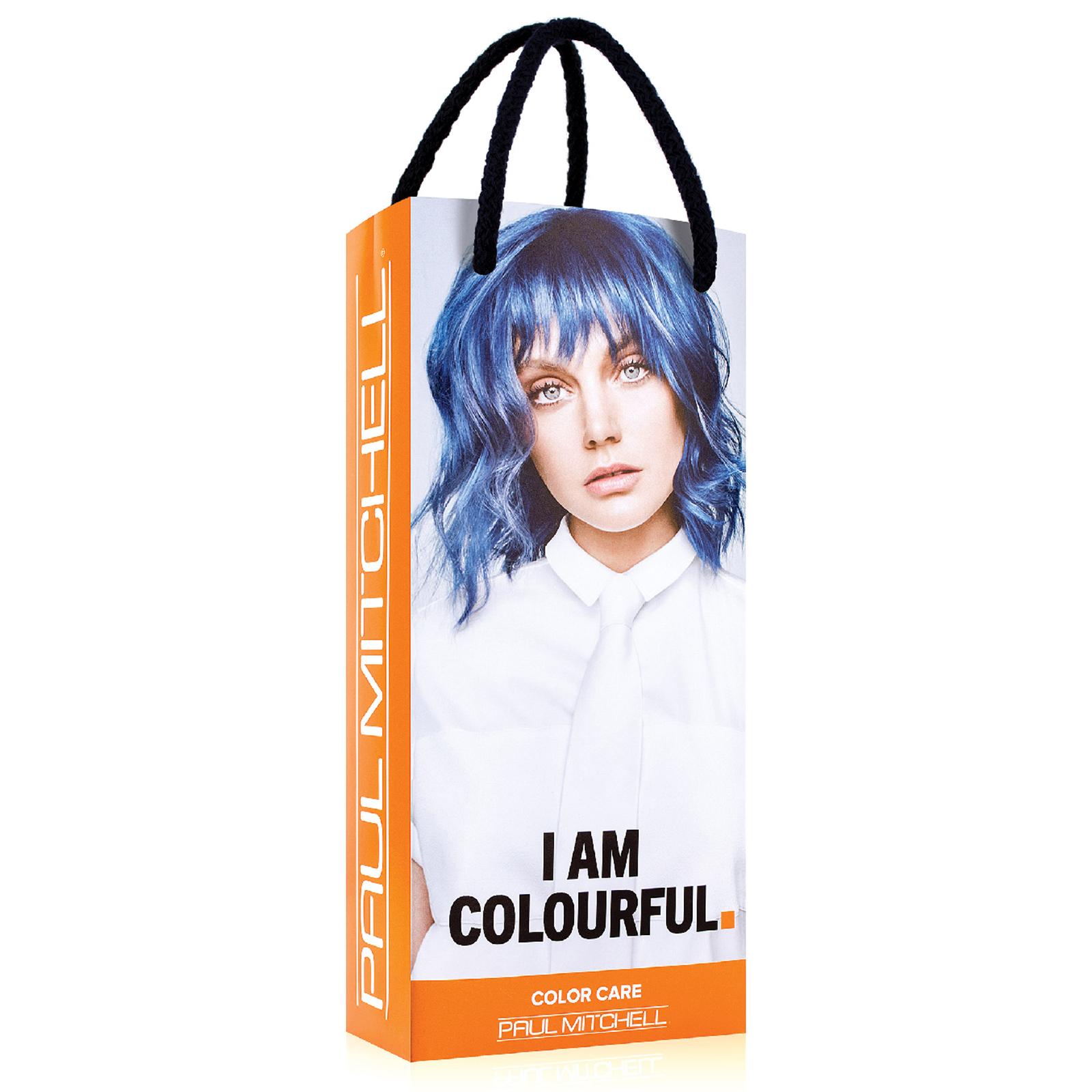 Paul Mitchell Color Care Bonus Bag I Am Colorful