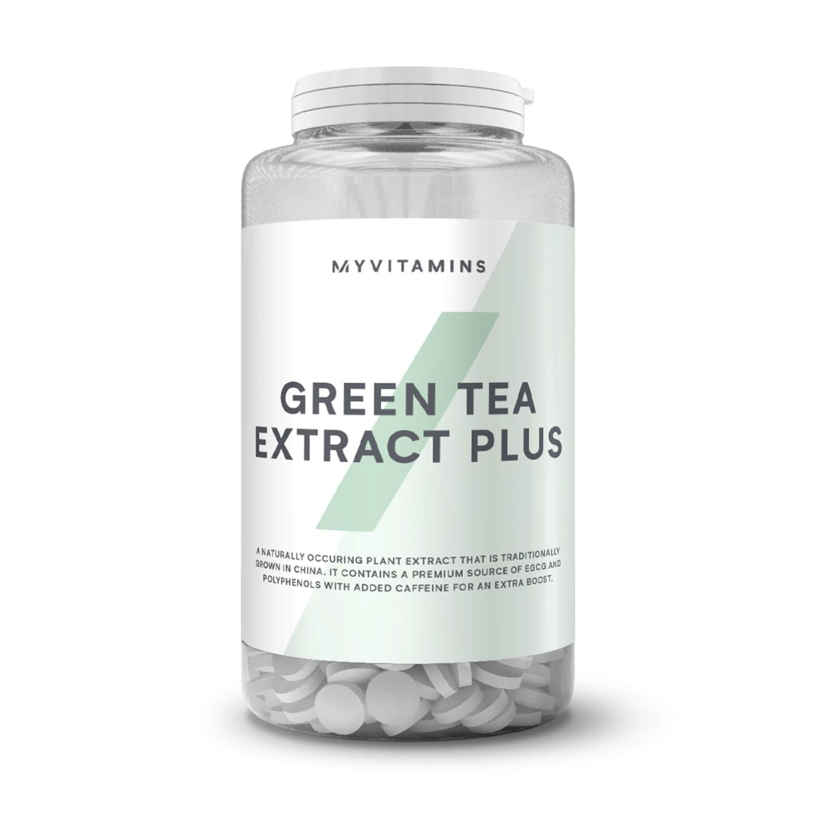 Estratto di Tè Verde (Myvitamins) 1 Month (30 Capsules)