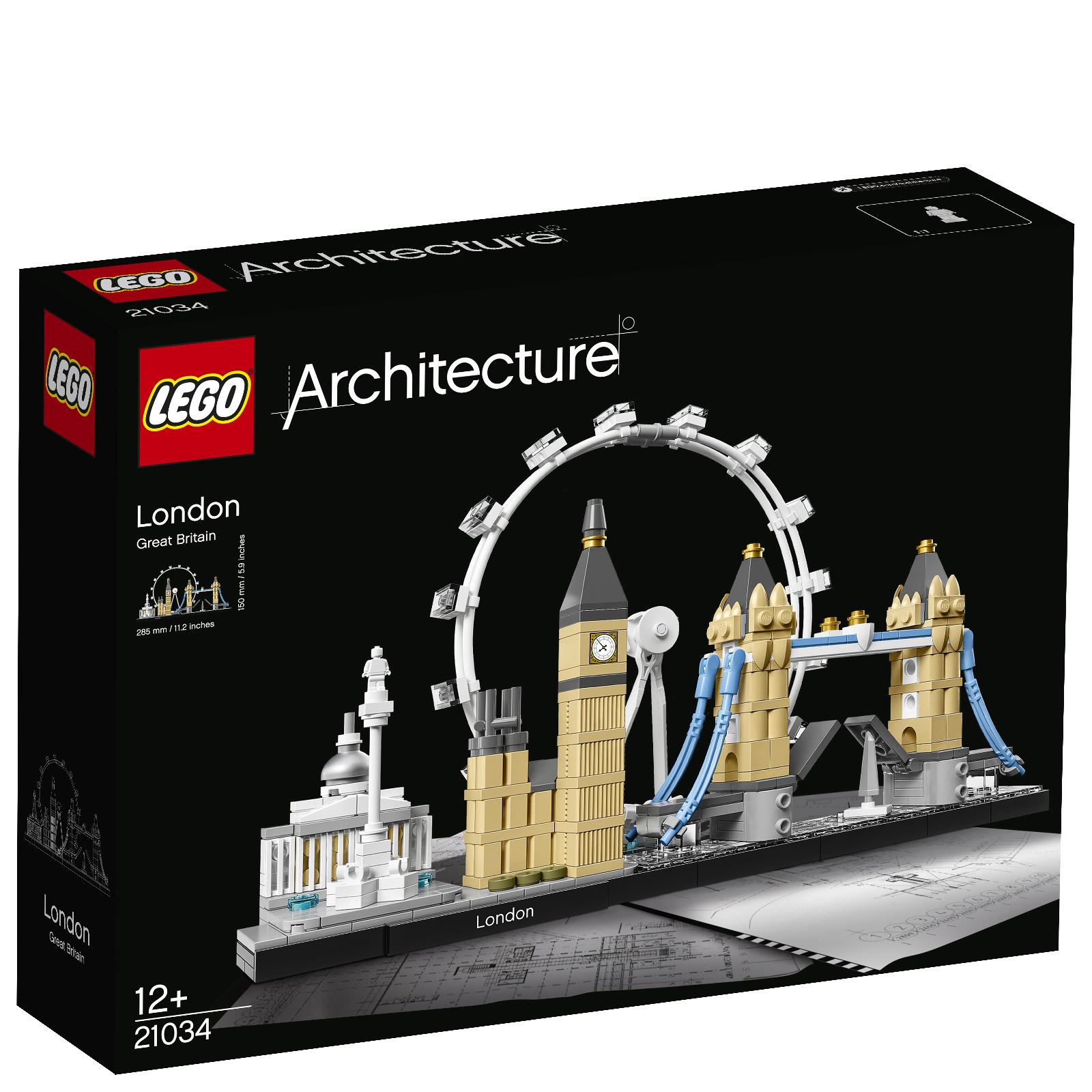 Image of 21034 LEGO® ARCHITECTURE London