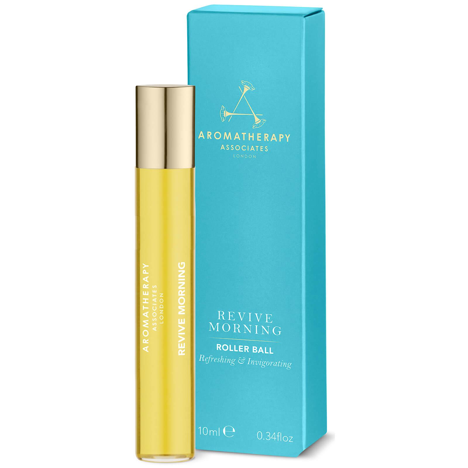 Купить Шариковое парфюмерное средство для облегчения дыхания Aromatherapy Associates Revive Morning Roller Ball 10мл
