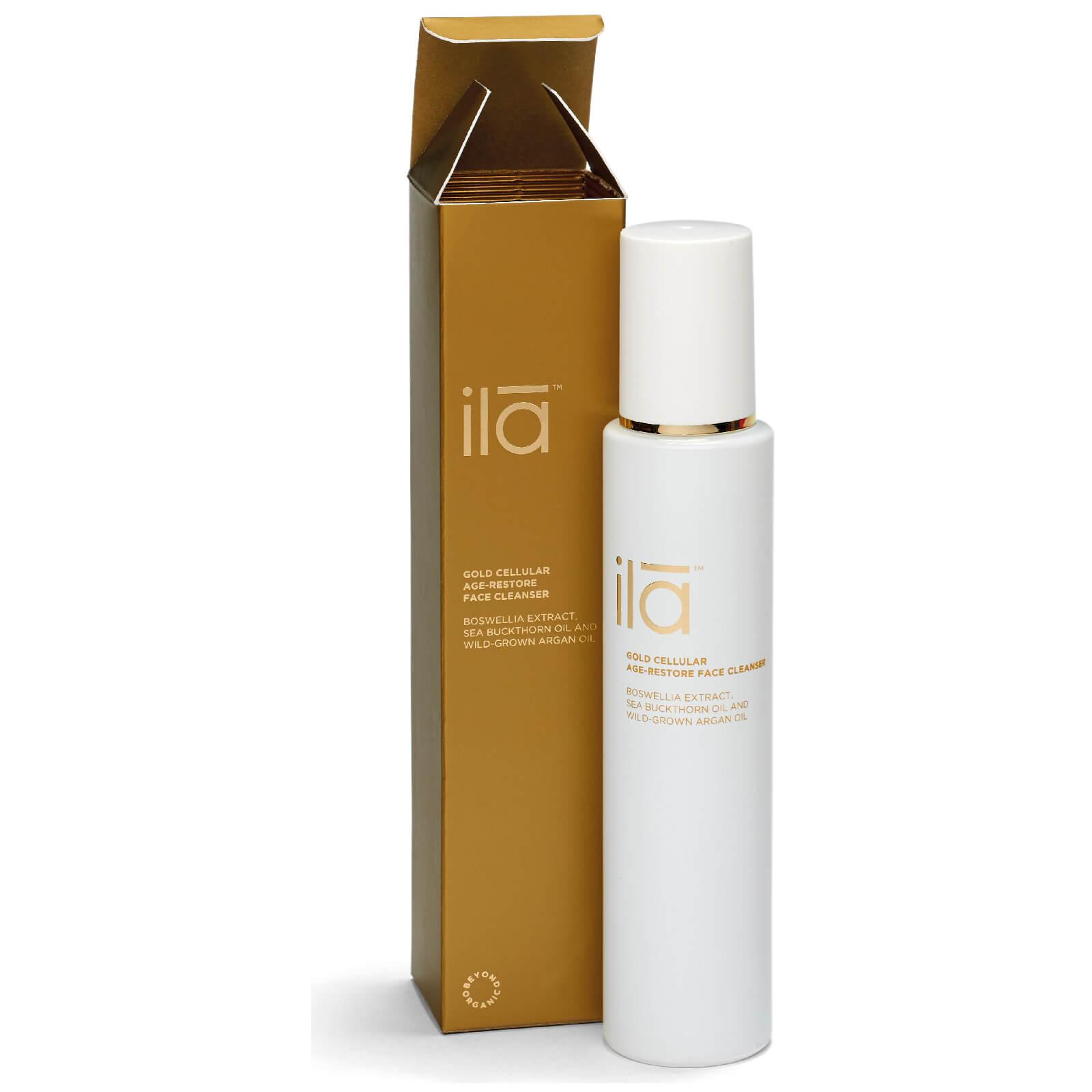 Ila-Spa Gold Cellular Age-Restore Face Cleanser 100ml