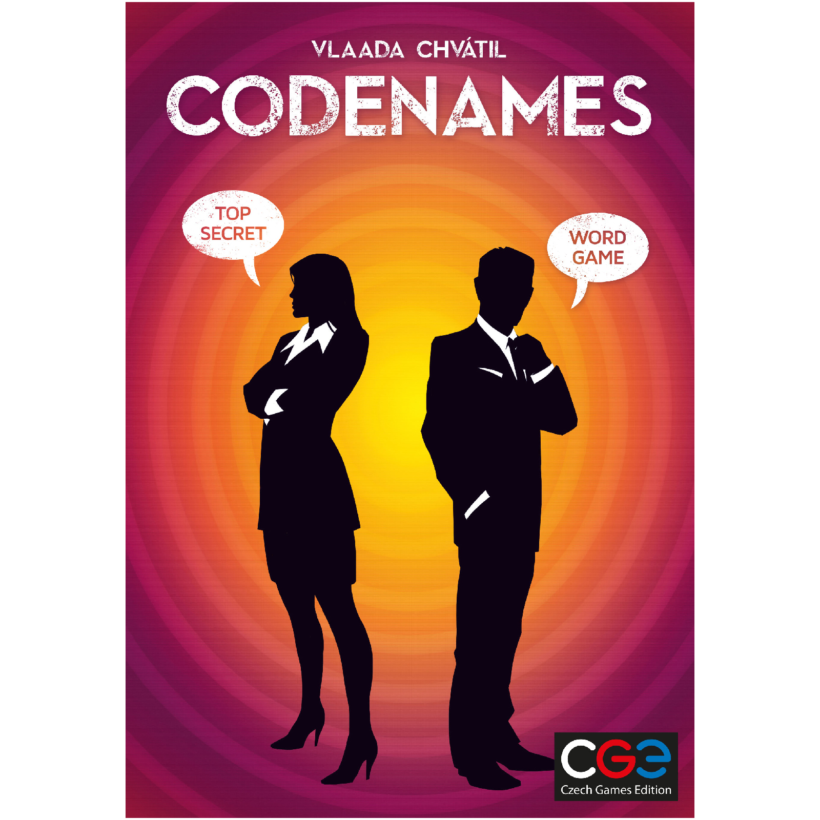 Image of Codenames Game