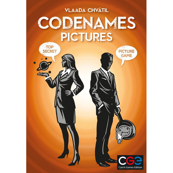 Image of Codenames: Pictures Game