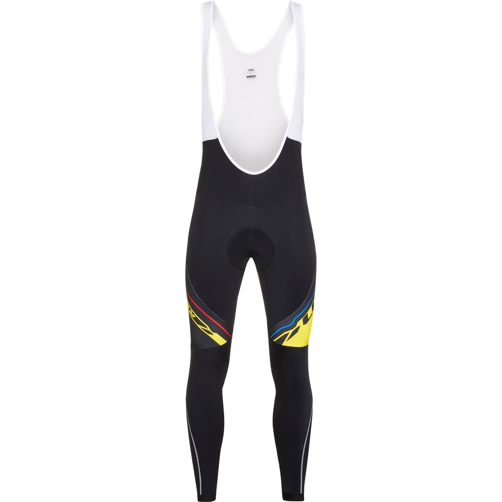 Look Pro Team Bib Tights - Replica - M - Black/White