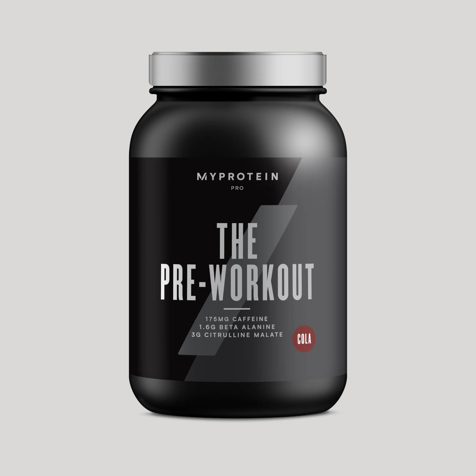 THE Pre-Workout - 30servings - Cola