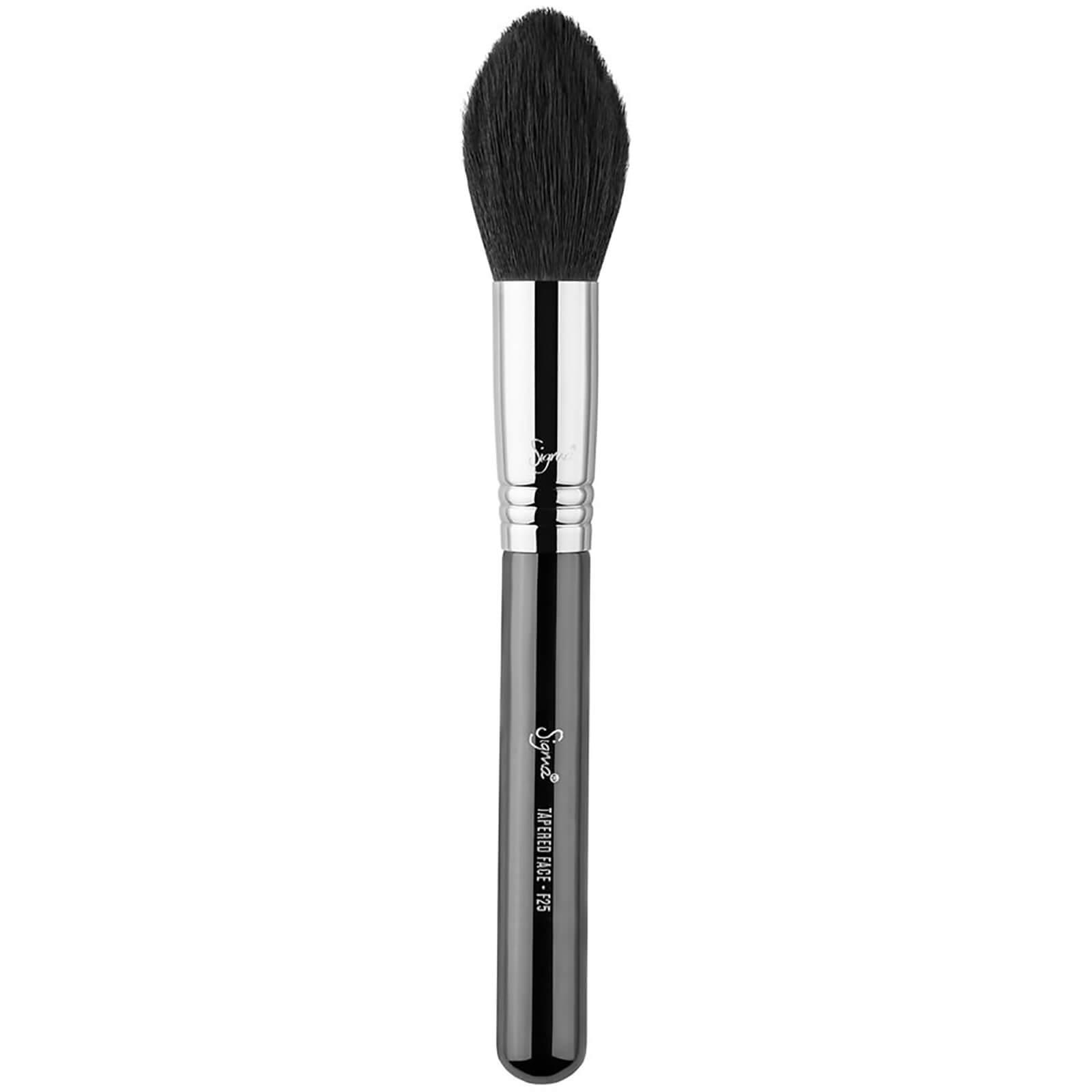 Купить Коническая кисть для лица Sigma F25 Tapered Face Brush