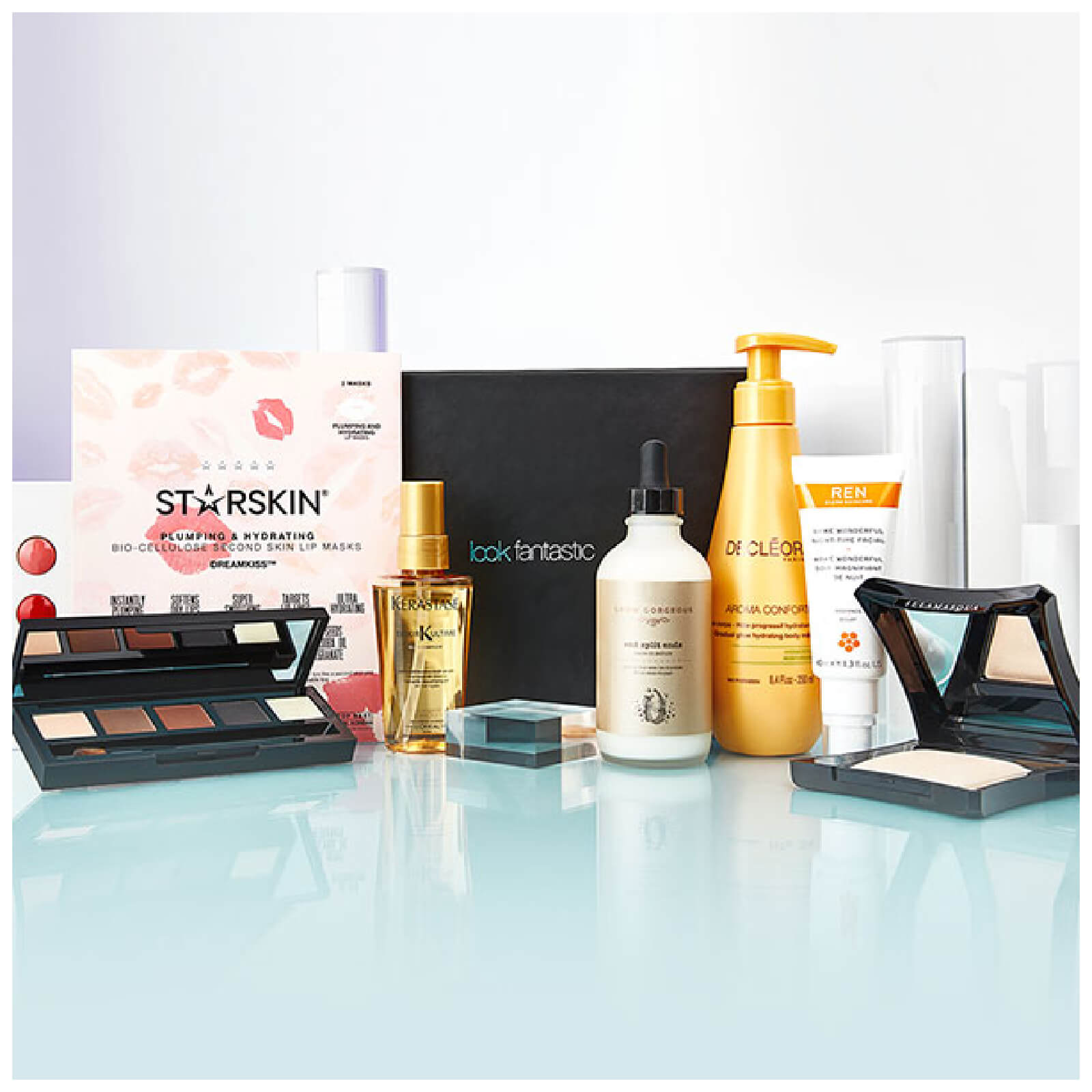 Dicembre Beauty Box edizione limitata