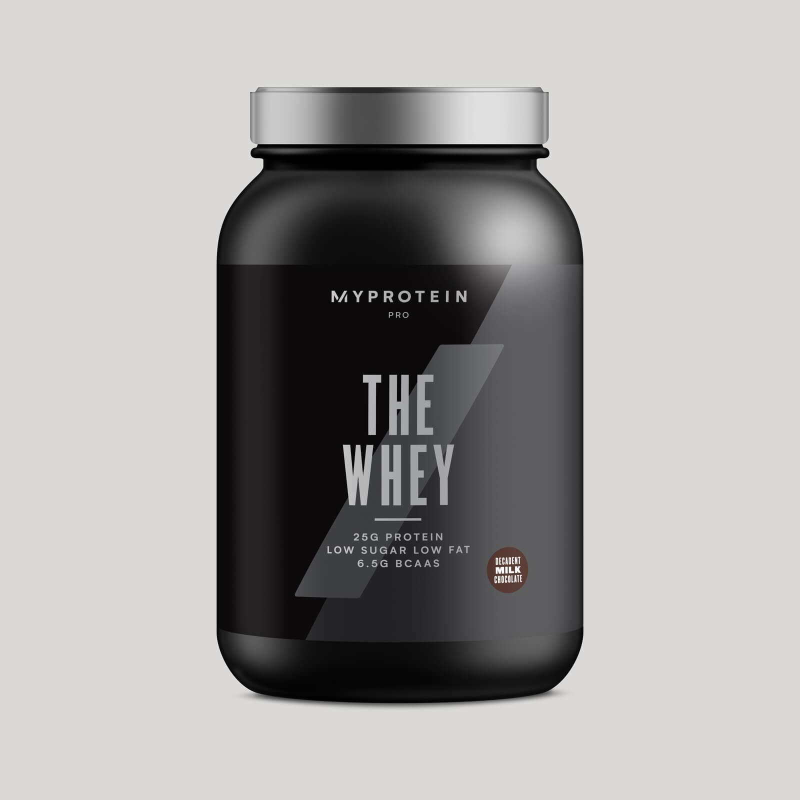 THE Whey™ - 30 Servings - 900g - Chocolat au lait