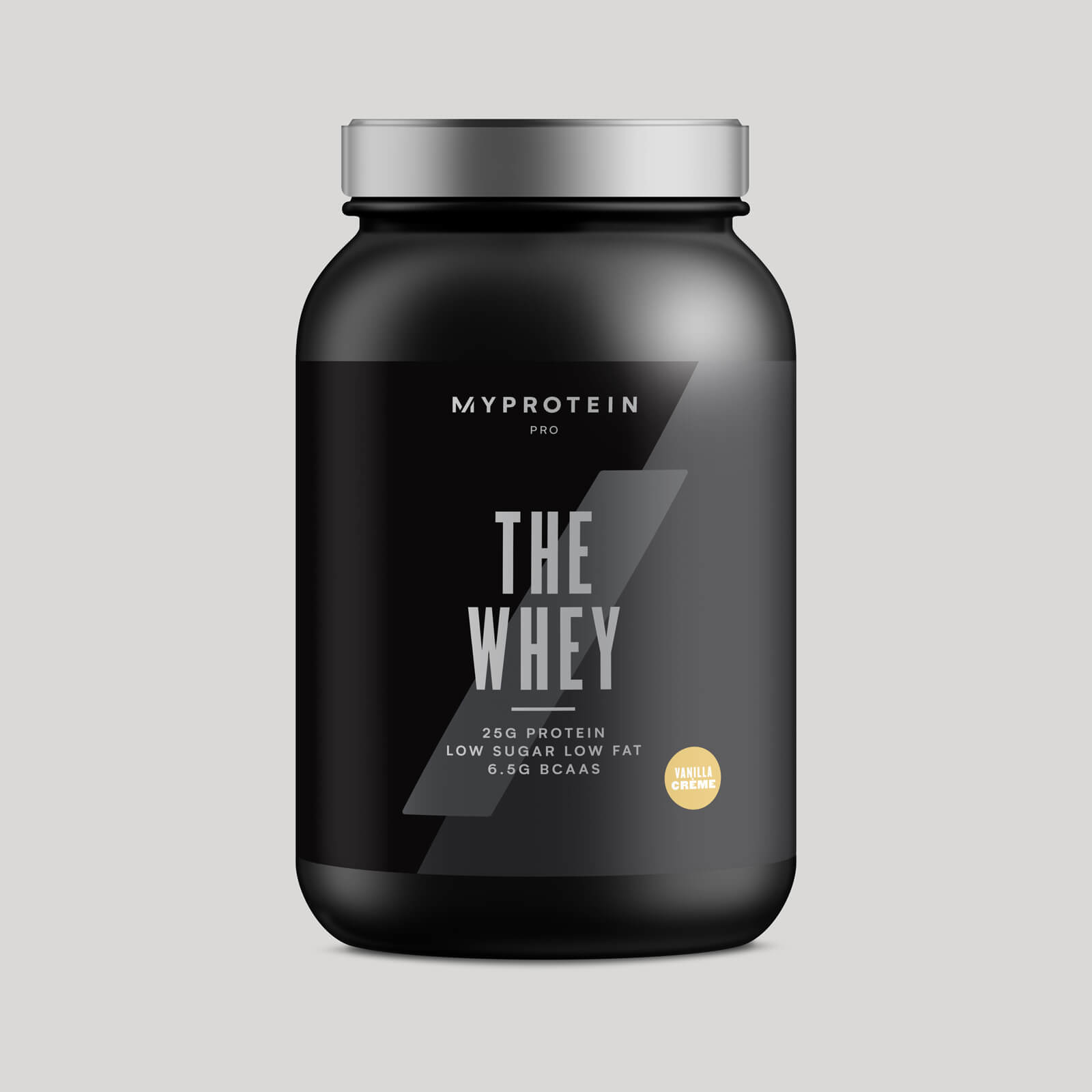 THE Whey™ - 30 Servings - 870g - Crème Vanille