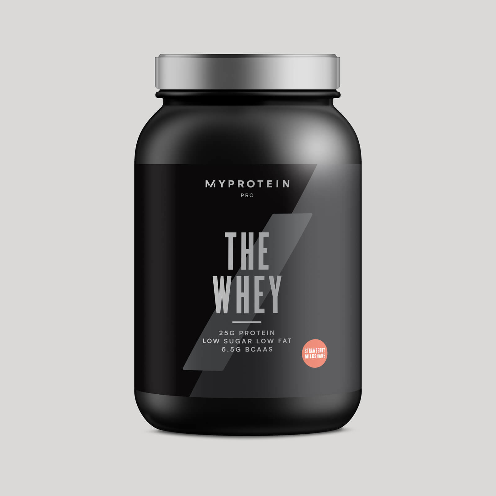 THE Whey™ - 30 Servings - 870g - Milkshake Fraise