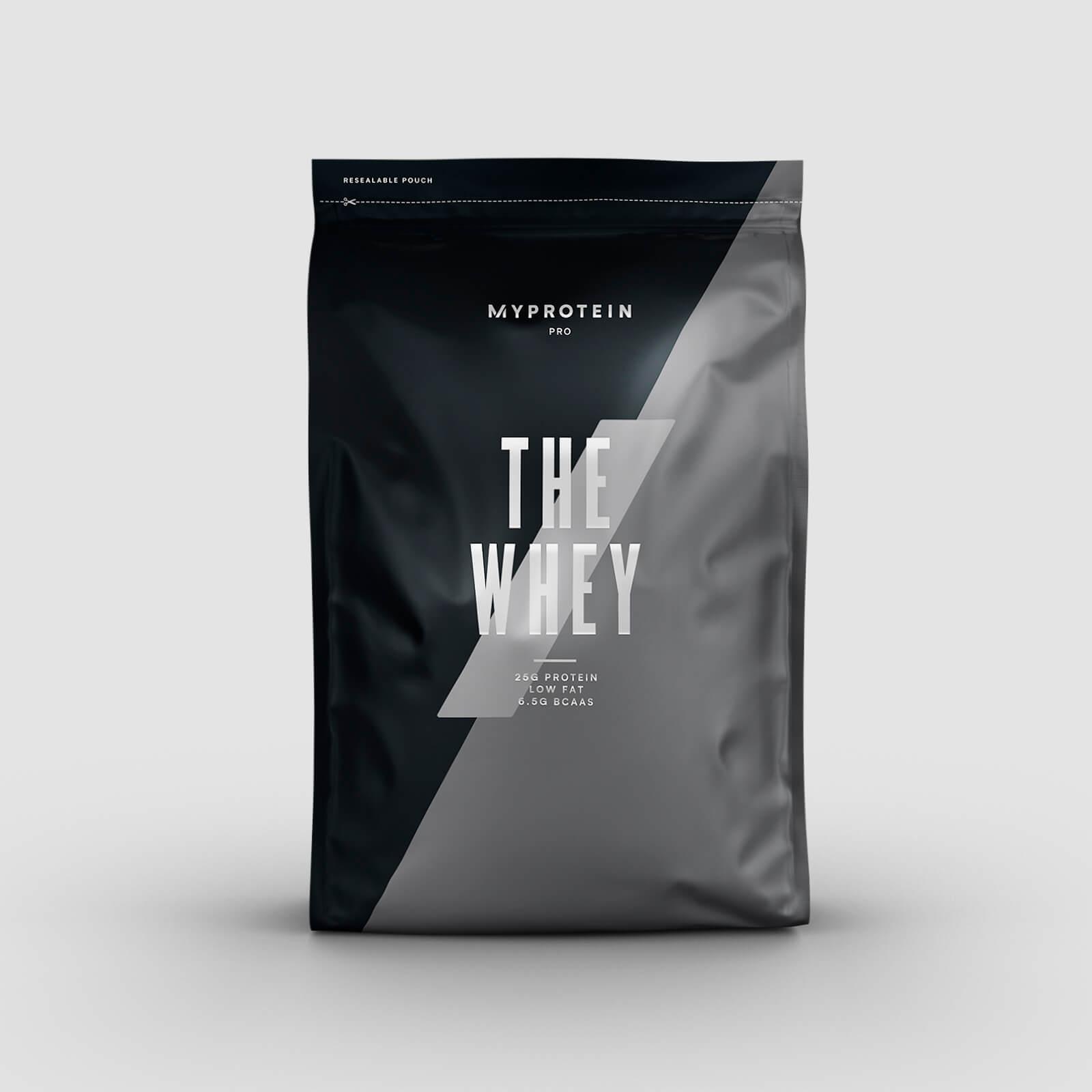 THE Whey™ - 100 Servings - 2.9kg - Milkshake Fraise