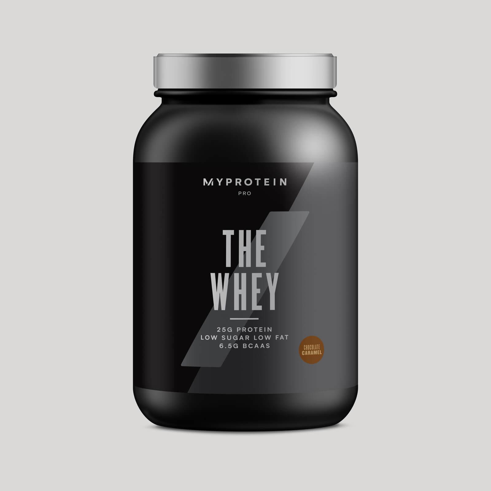 THE Whey™ - 30 Servings - 900g - Chocolat Caramel