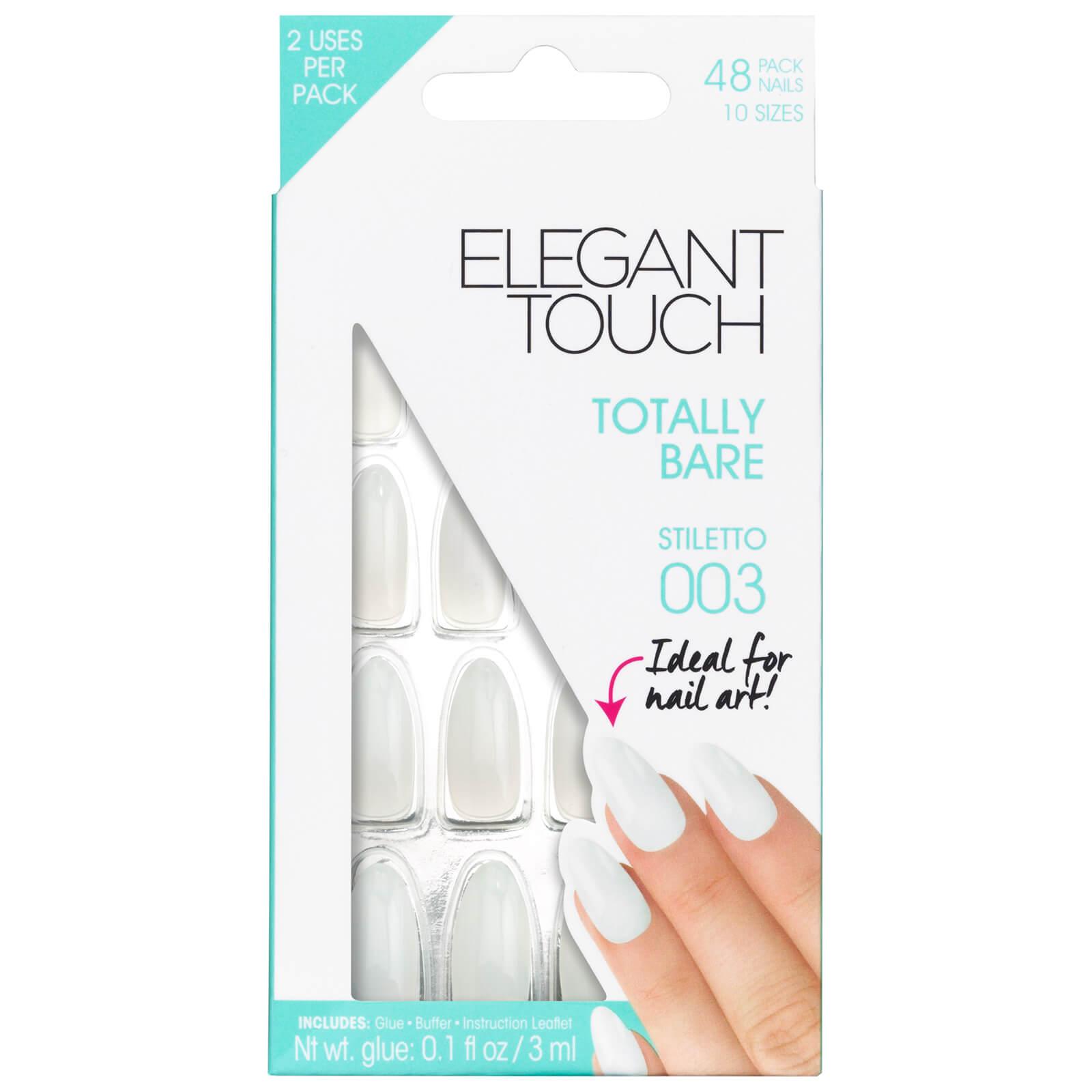 Накладные ногти без покрытия Elegant Touch Totally Bare Stiletto Nails— 003  - Купить