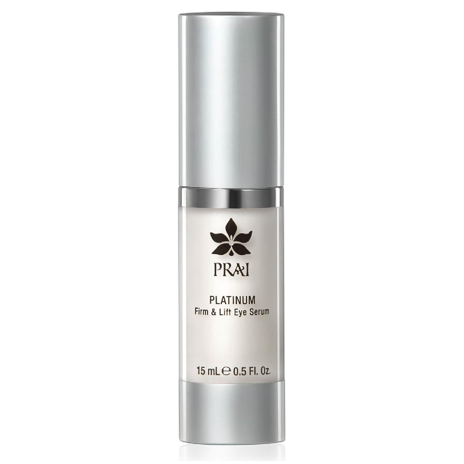 Купить Укрепляющая лифтинг-сыворотка для кожи вокруг глаз PRAI PLATINUM Firm & Lift Eye Serum 15мл