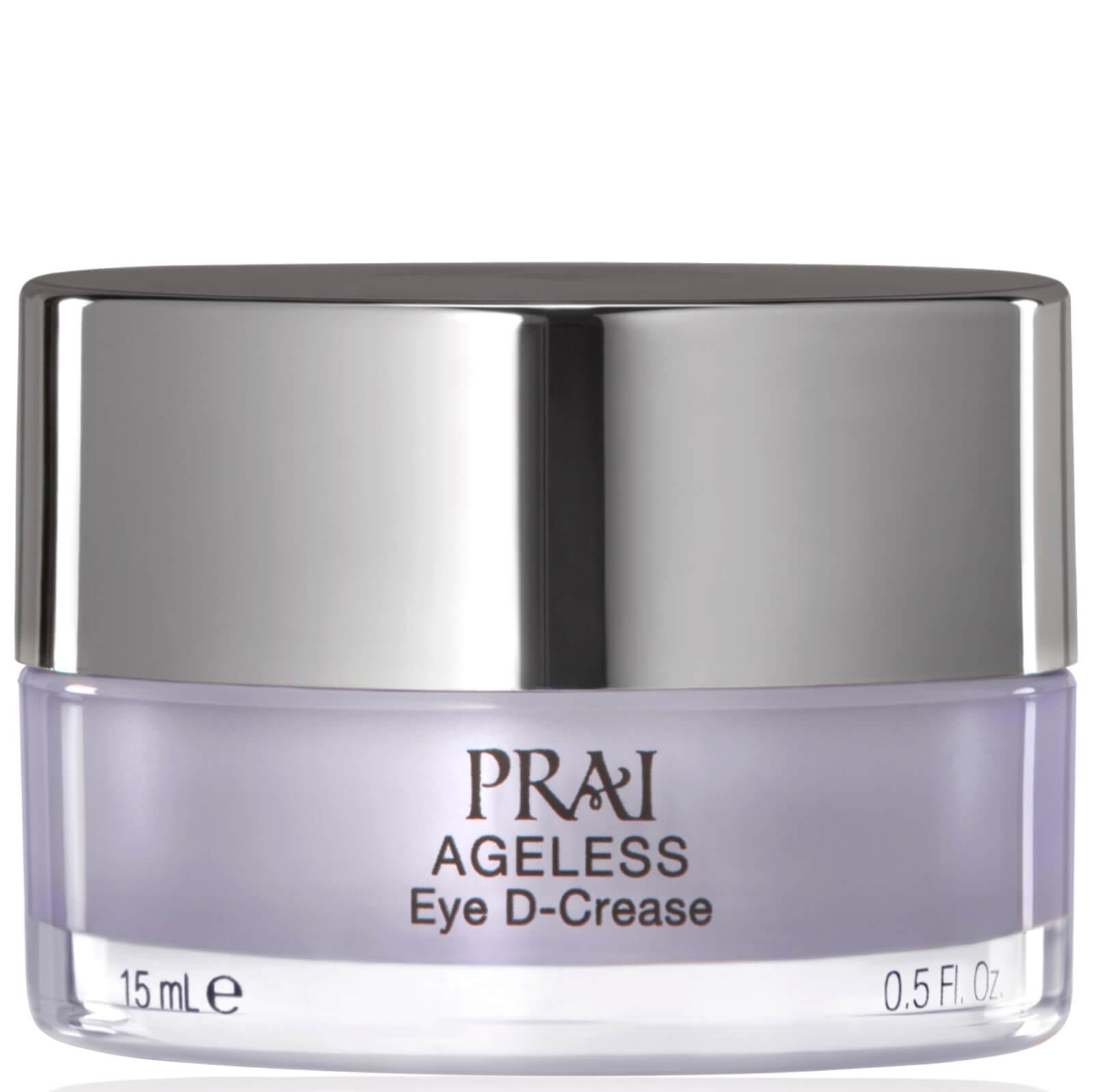 Купить Омолаживающий крем для кожи вокруг глаз против мелких морщин и гусиных лапок PRAI AGELESS Eye D-Crease Crème 15мл