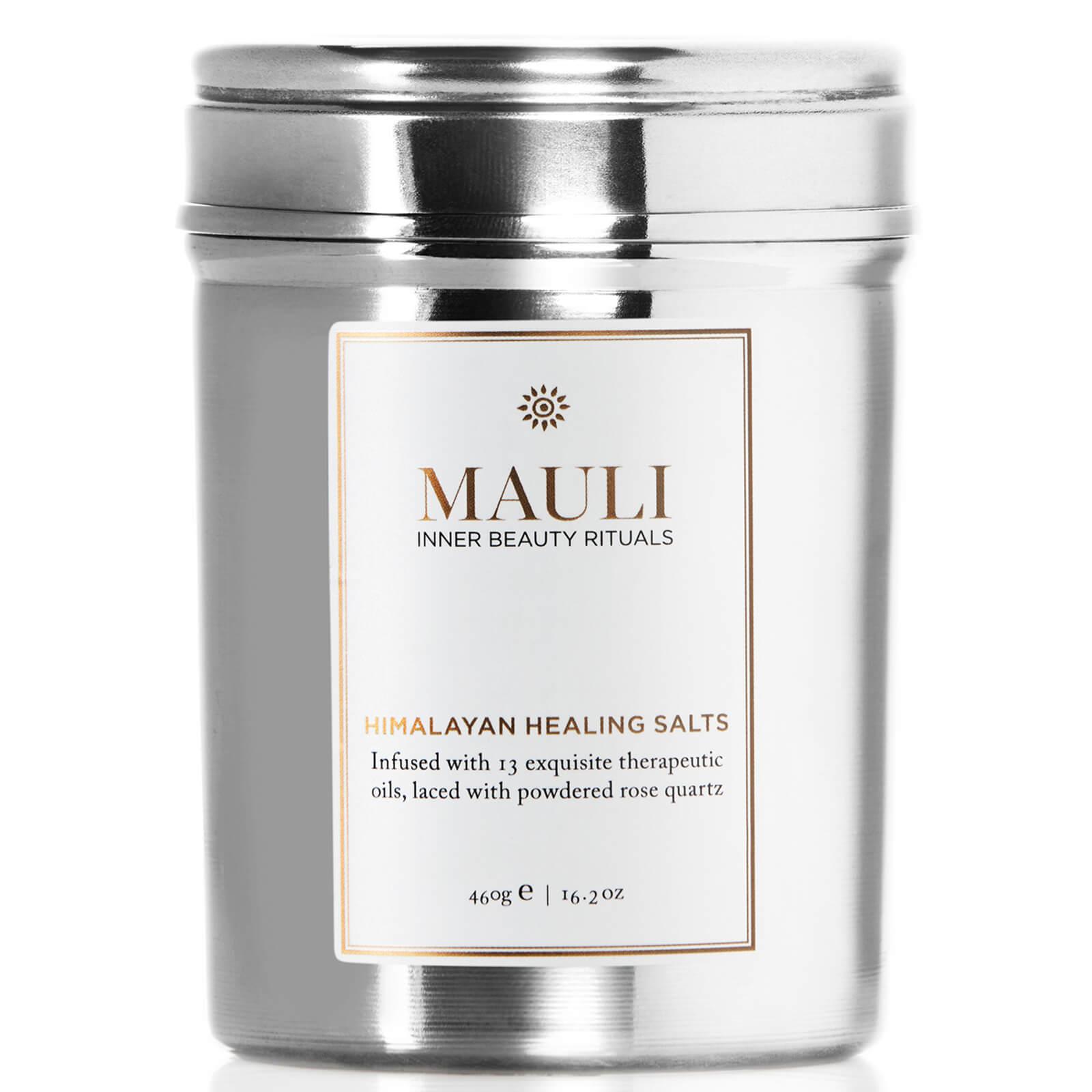 Купить Заживляющая и успокаивающая кожу соль для ванн Mauli Himalayan Healing Salts 460г