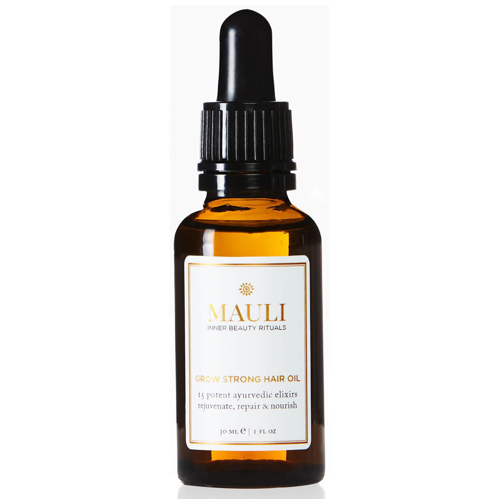 Купить Масло для роста и укрепления волос Mauli Grow Strong Hair Oil 30мл