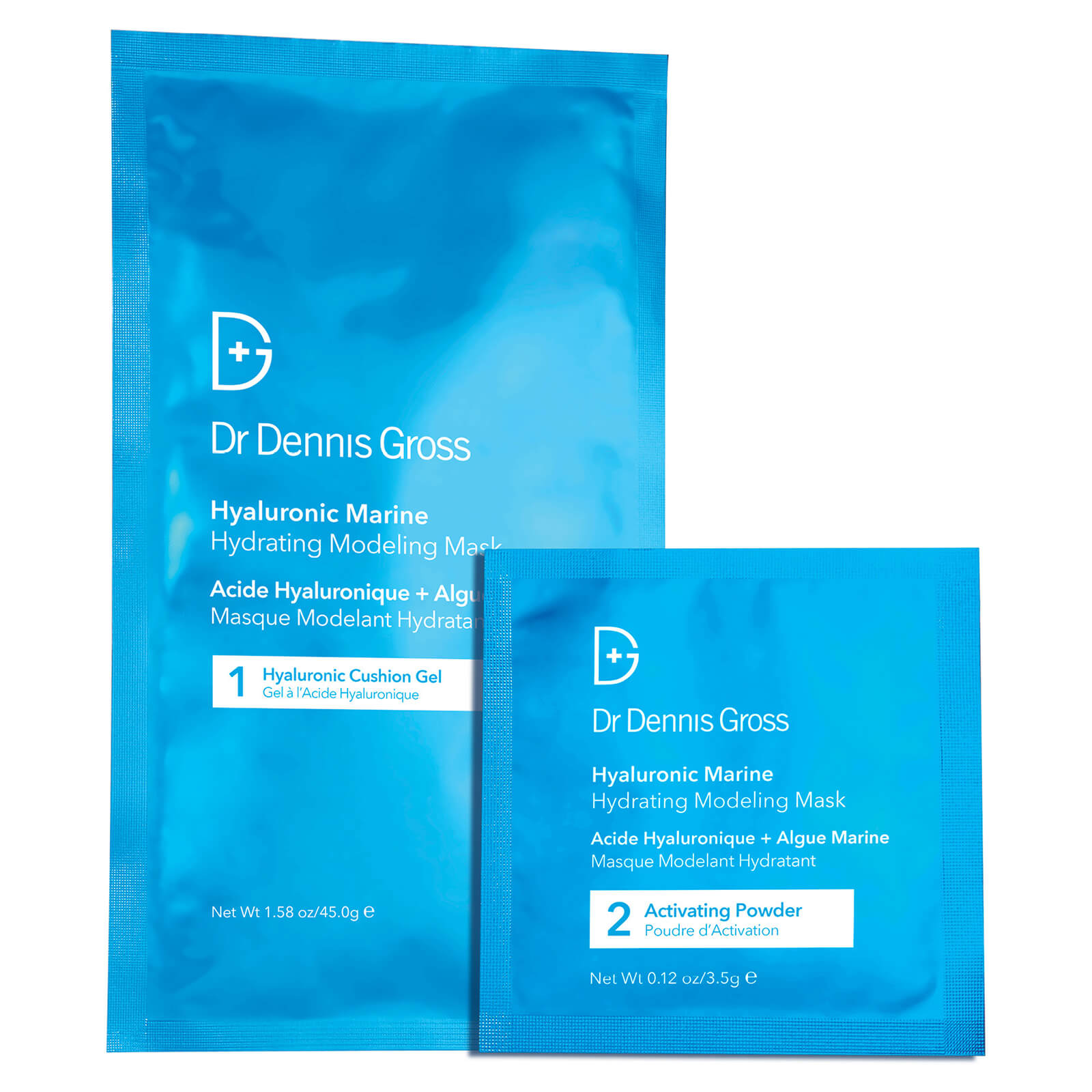 Купить Dr Dennis Gross Hyaluronic Marine Hydrating Modeling Mask