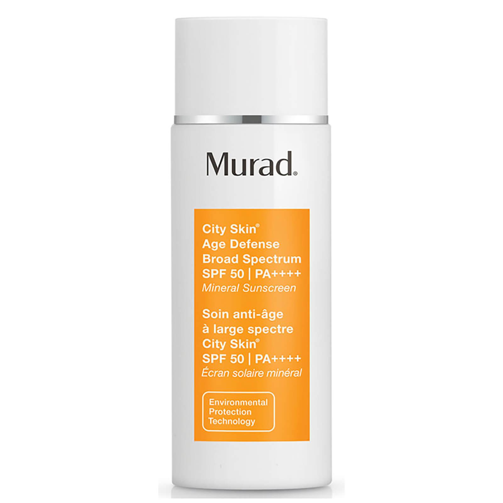Murad City Skin Age Defense crema protettiva ad ampio spettro SPF 50 PA ++++