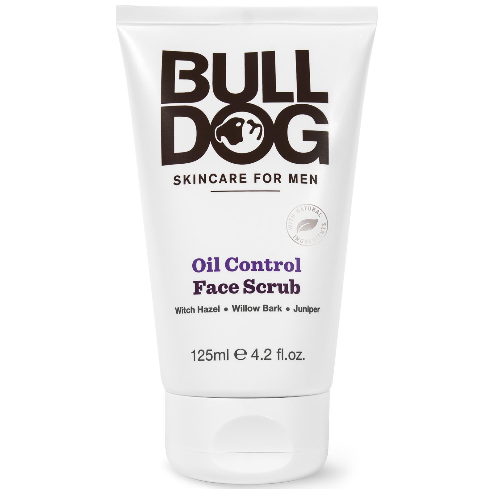 Купить Скраб для жирной кожи лица Bulldog Oil Control Face Scrub 125 мл