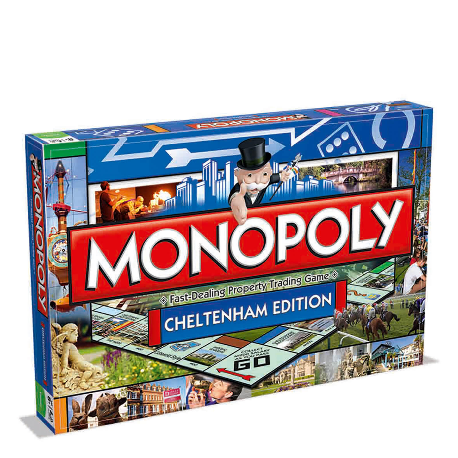Monopoly Board Game   Cheltenham Edition