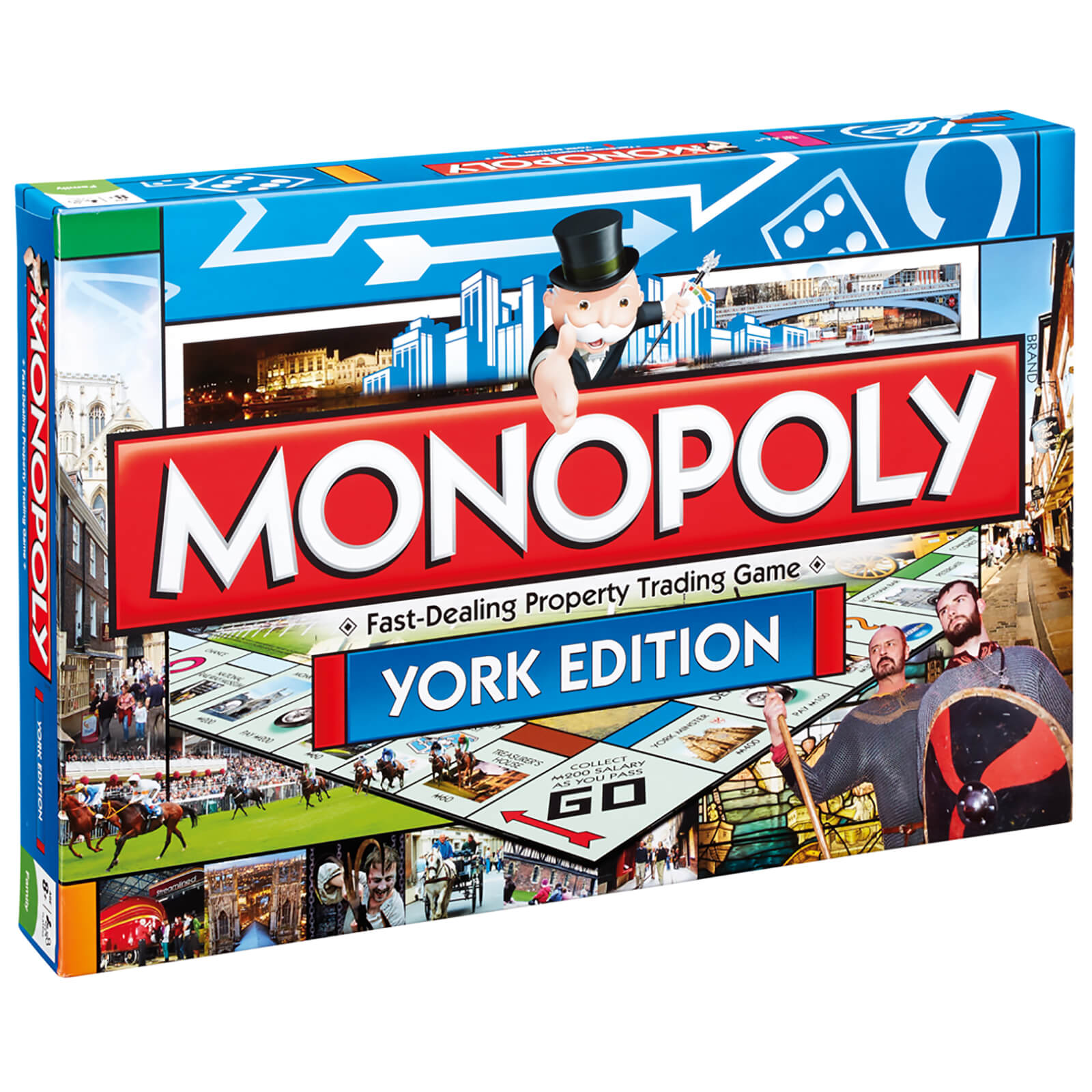 Image of Monopoly Board Game - York Edition
