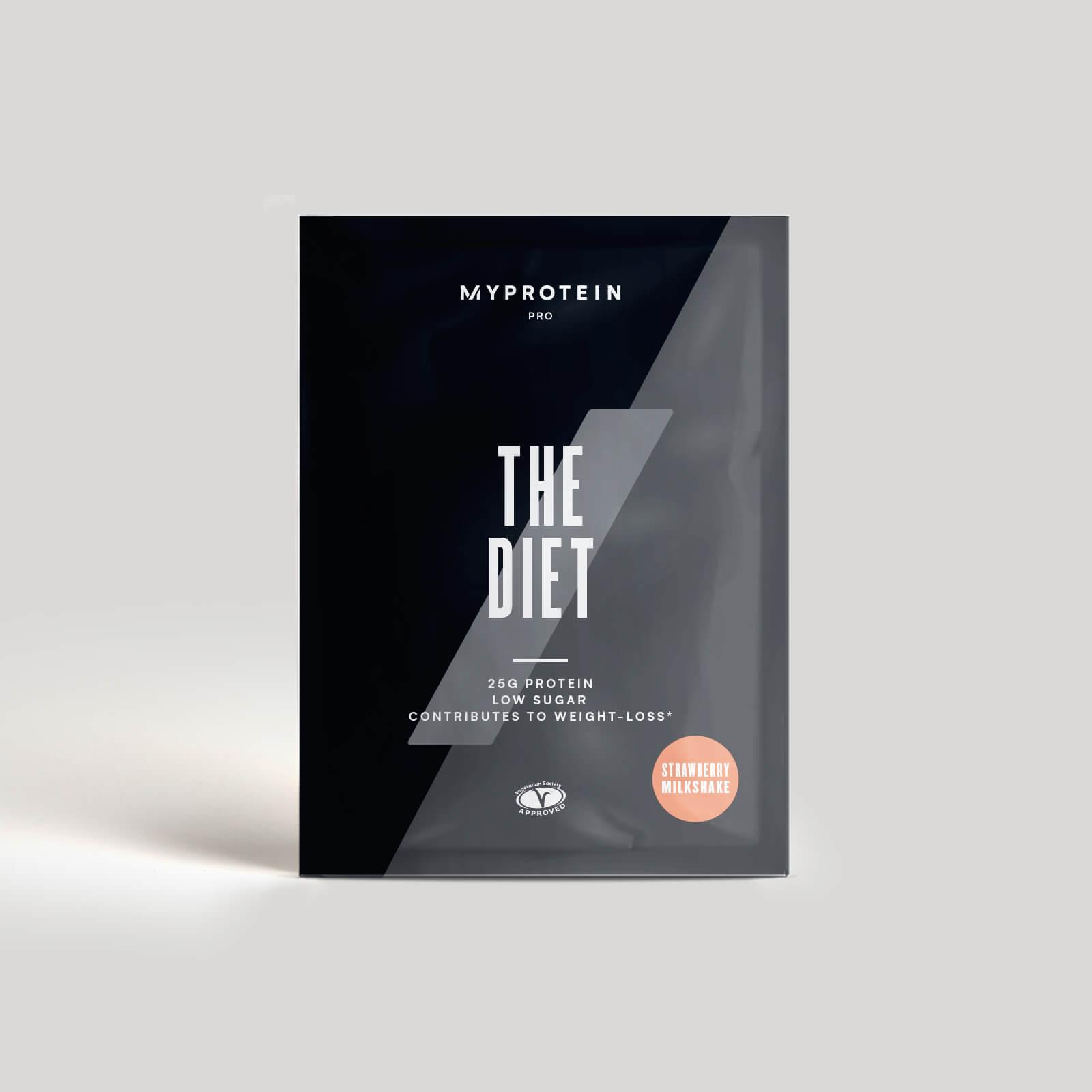 THE Diet (Énchantillon) - 34g - Chocolat Brownie