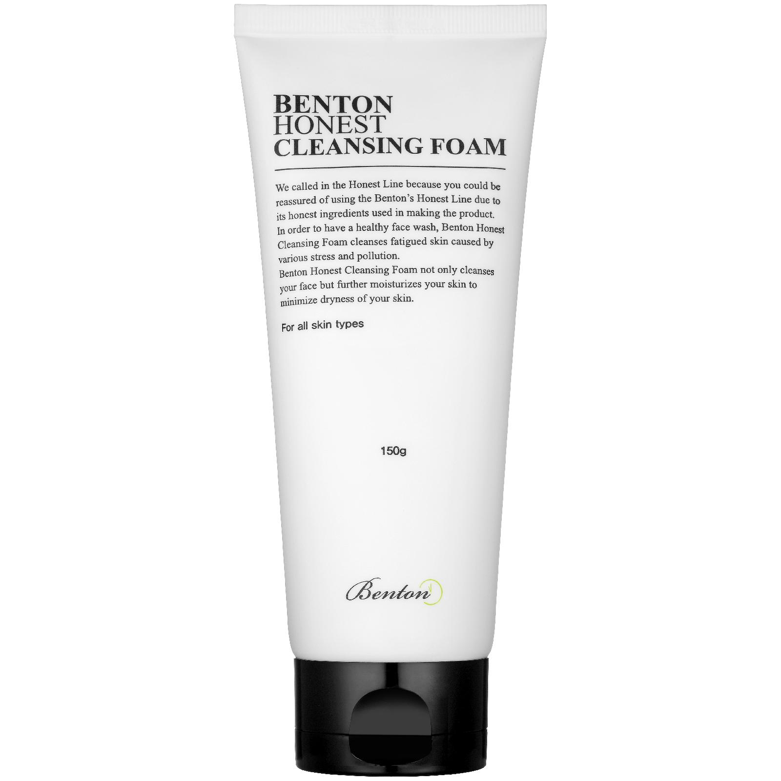Benton Honest Cleansing Foam 150g