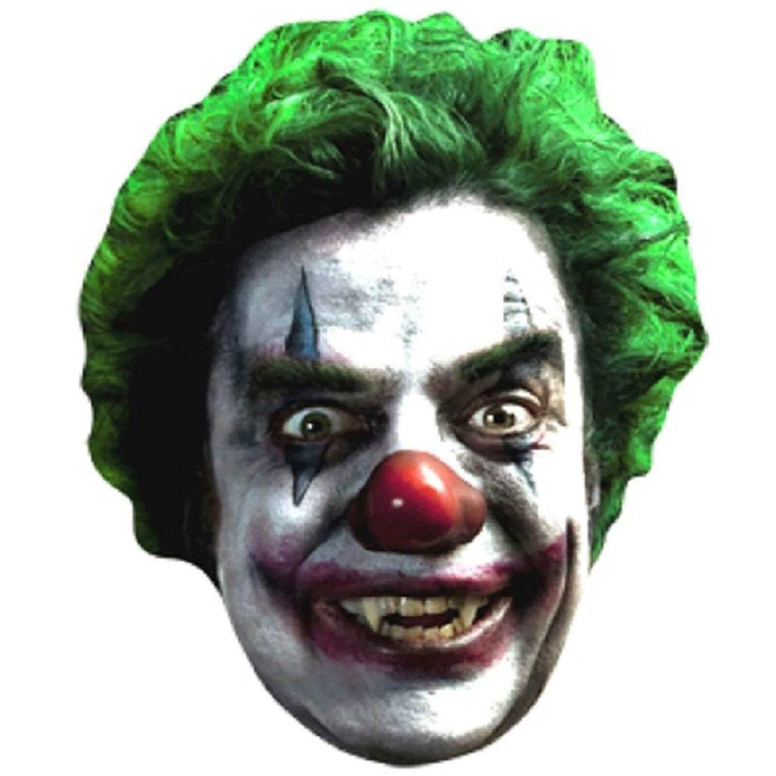 Clown Face Masks (Multi-Pack)