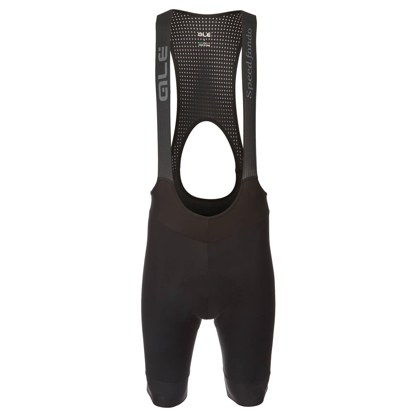 Alé R-EV1 Speedfondo Bib Shorts - L