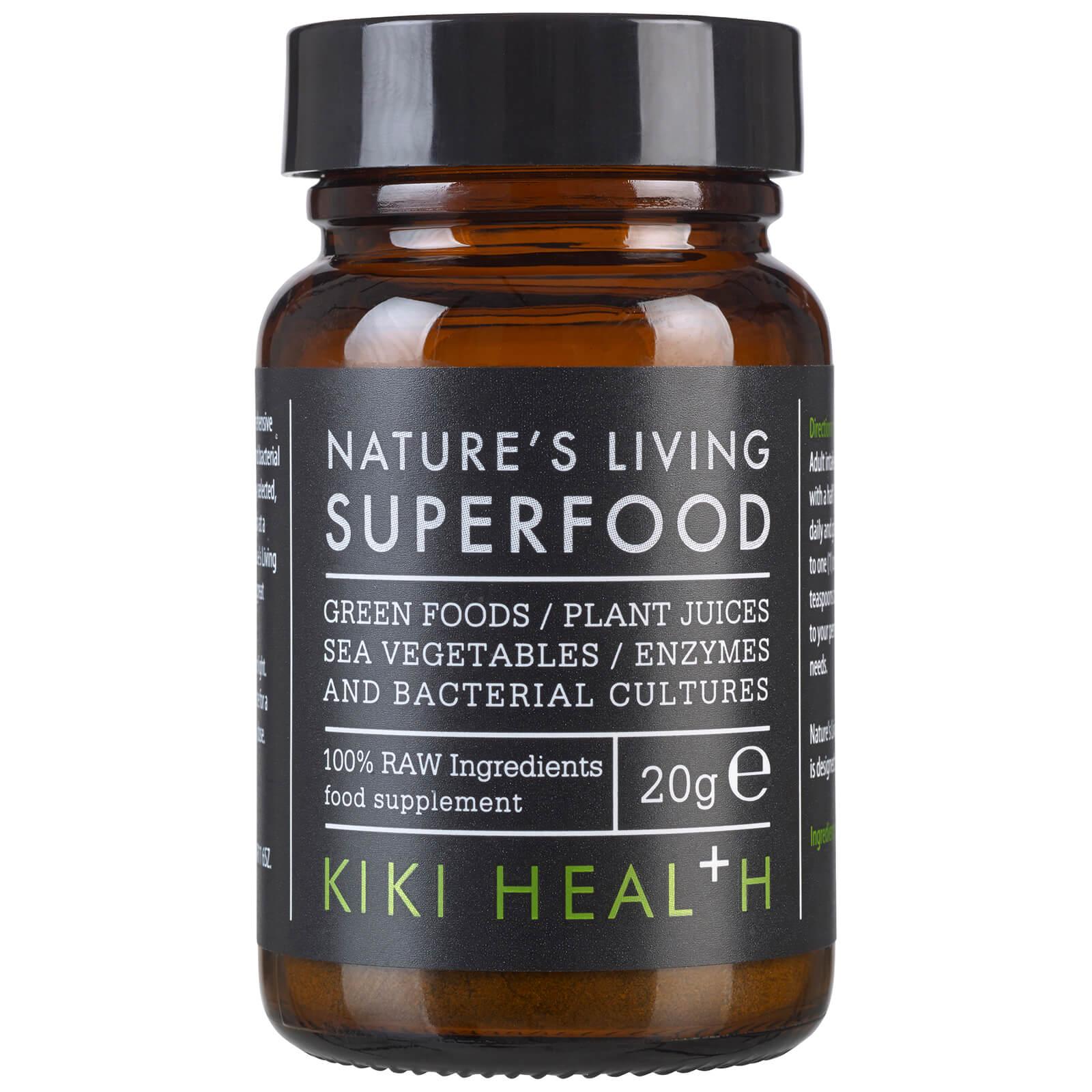 KIKI Health Nature's Living Superfood integratore biologico 20 g