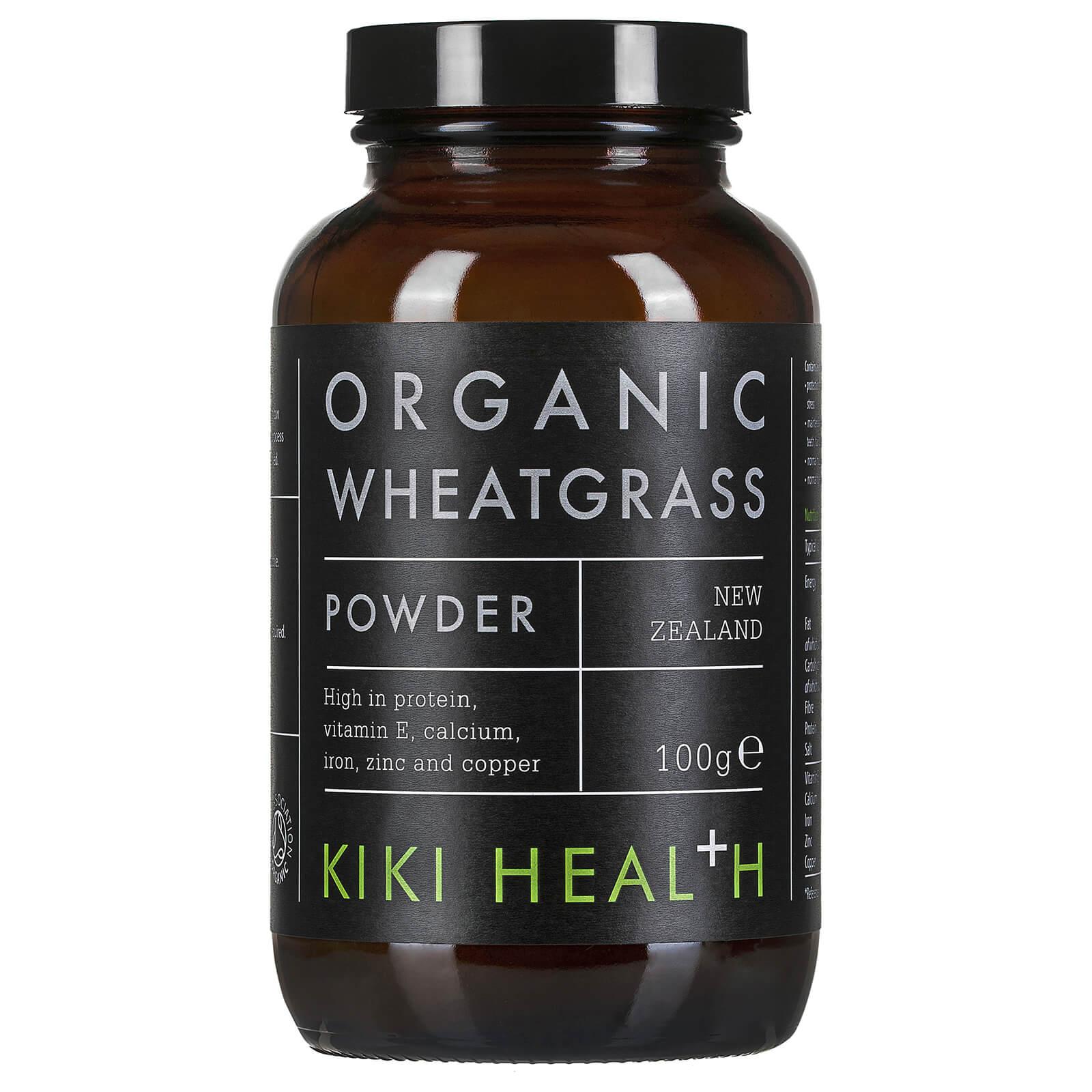 KIKI Health erba di grano biologica in polvere 100 g