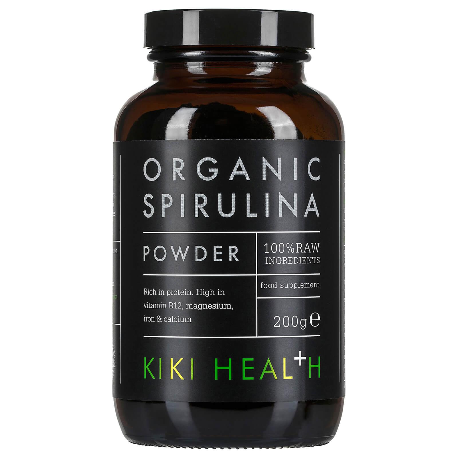 KIKI Health alga spirulina biologica in polvere 200 g